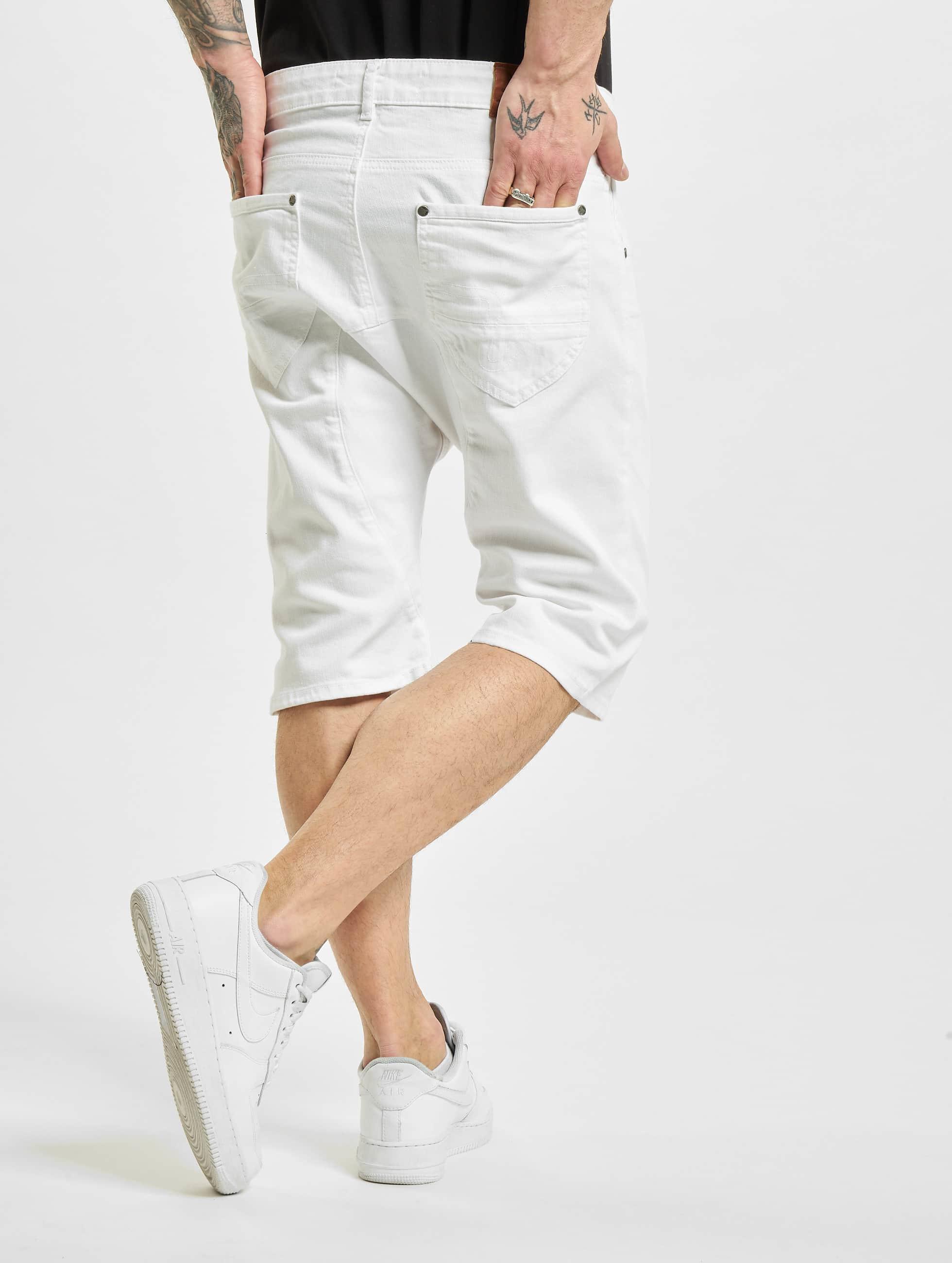 VSCT Clubwear Šortky Spencer bílý