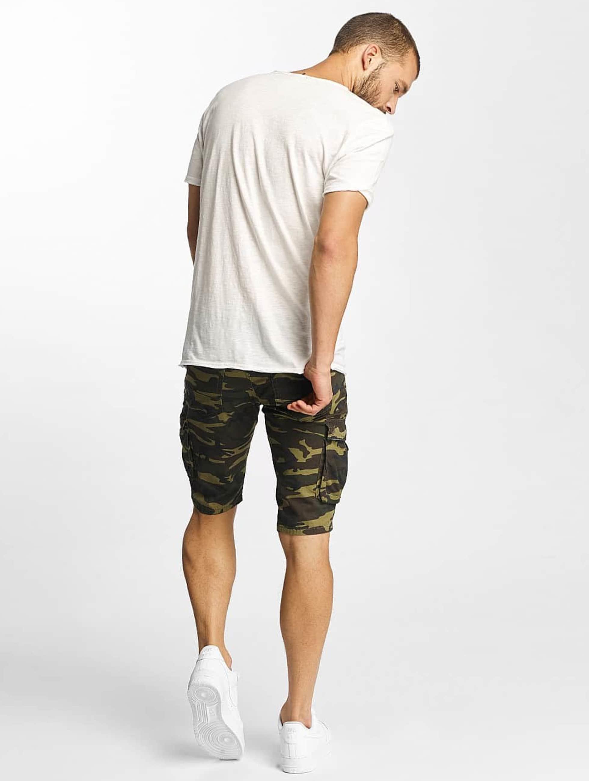 VSCT Clubwear Šortky Biker maskáèová