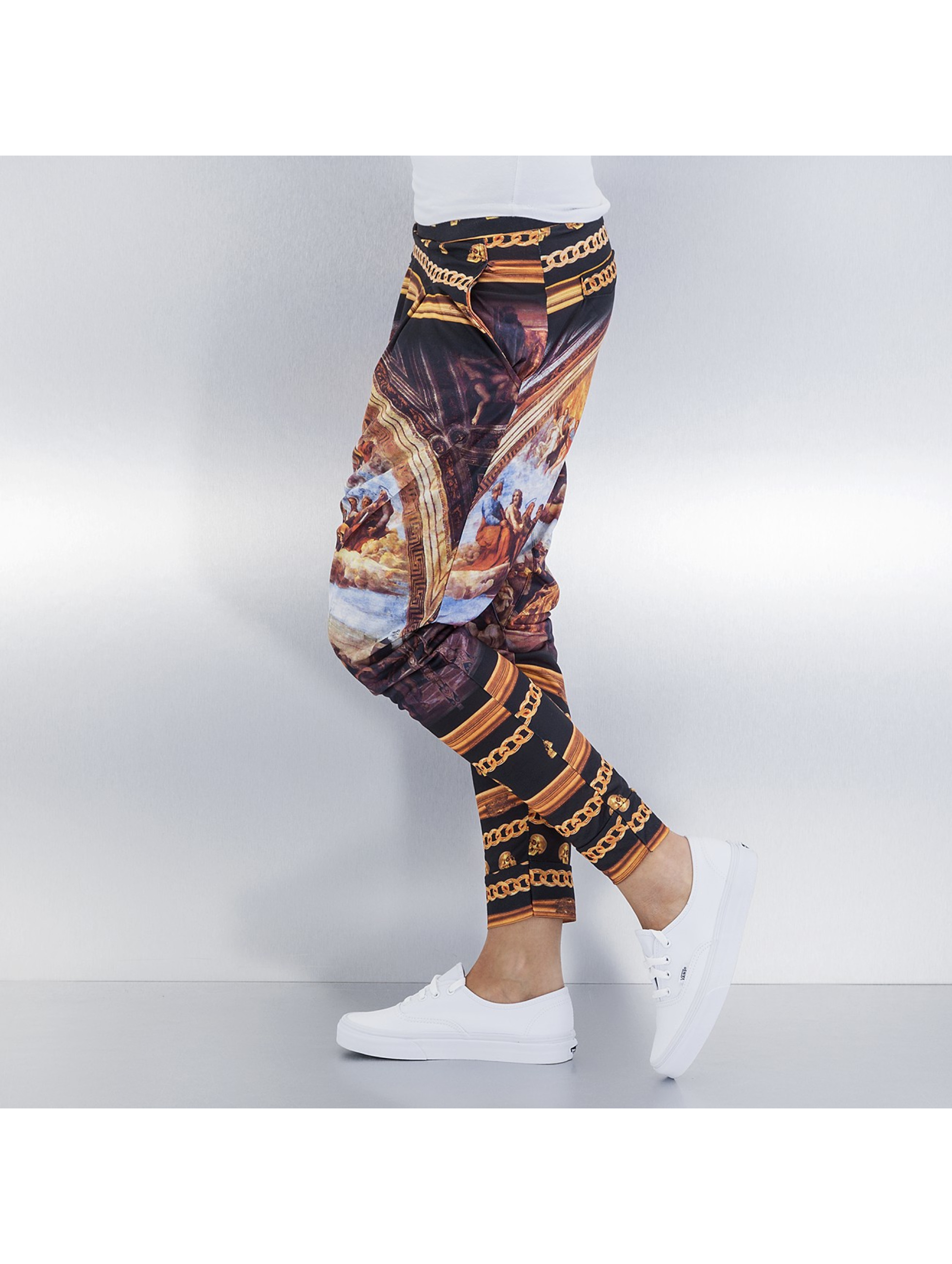 VSCT Clubwear Спортивные брюки The Sacred Low Crotch Jersey цветной