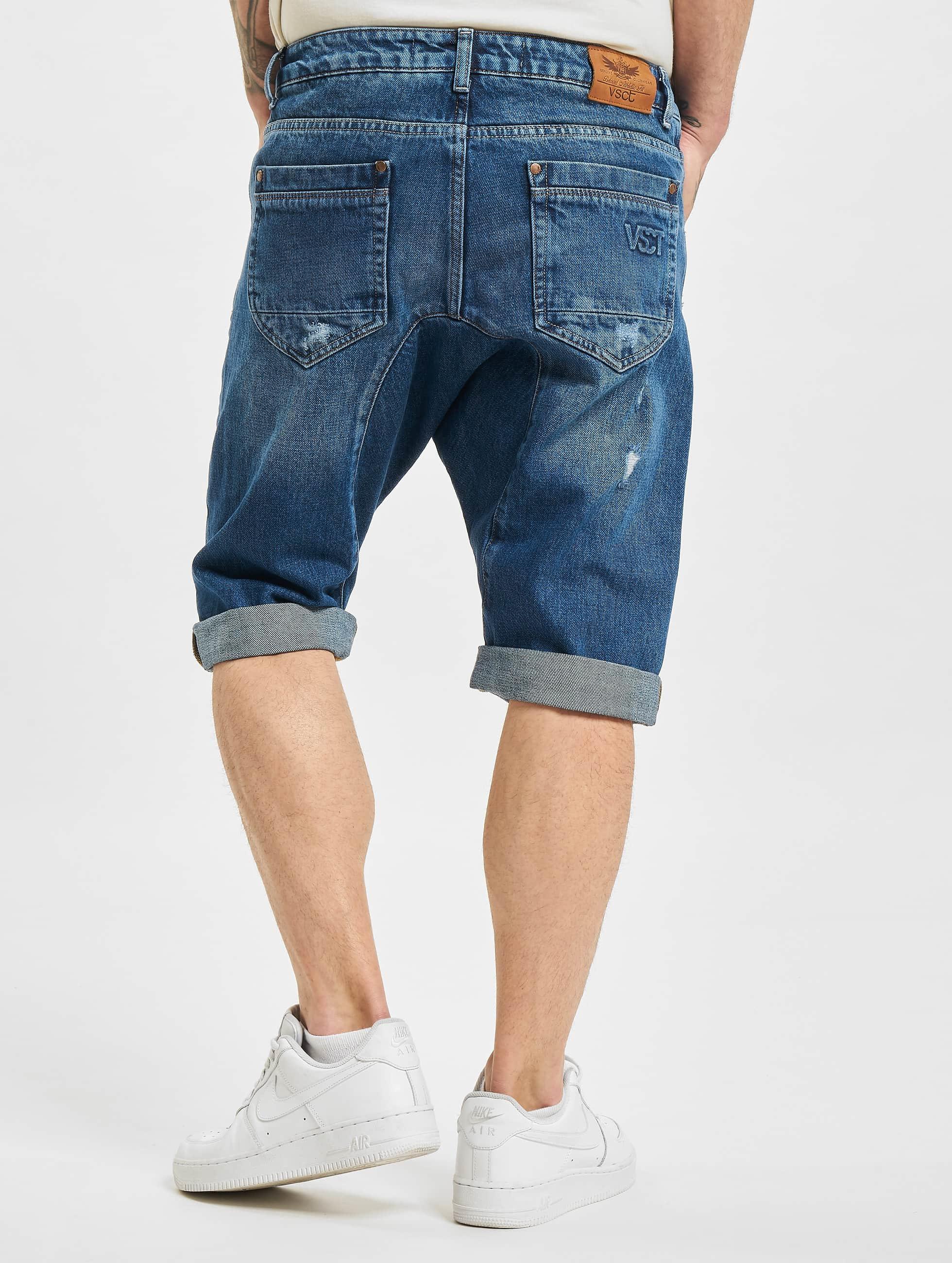 VSCT Clubwear Шорты Spencer синий