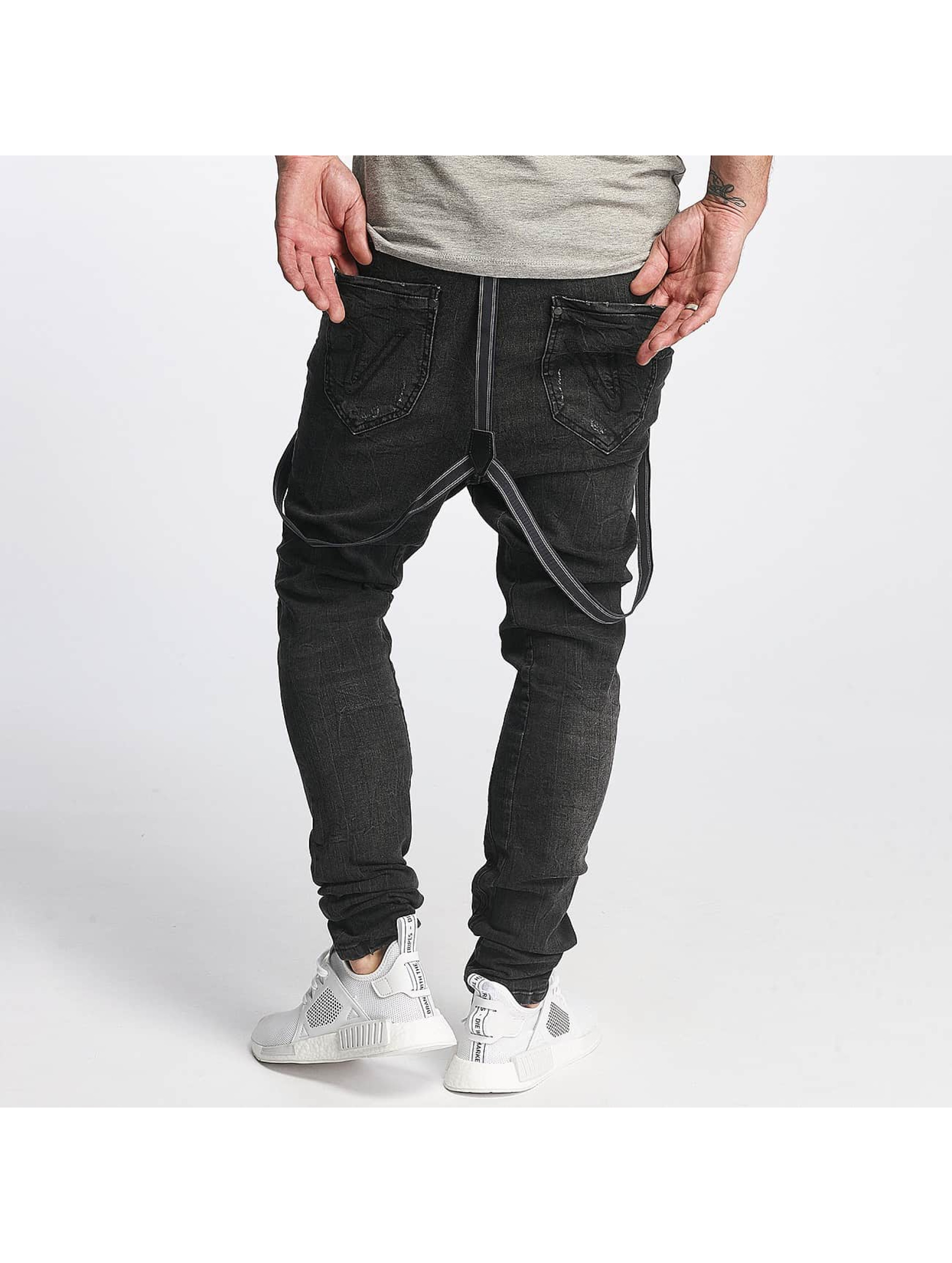 VSCT Clubwear Antifit Brad Black Denim черный