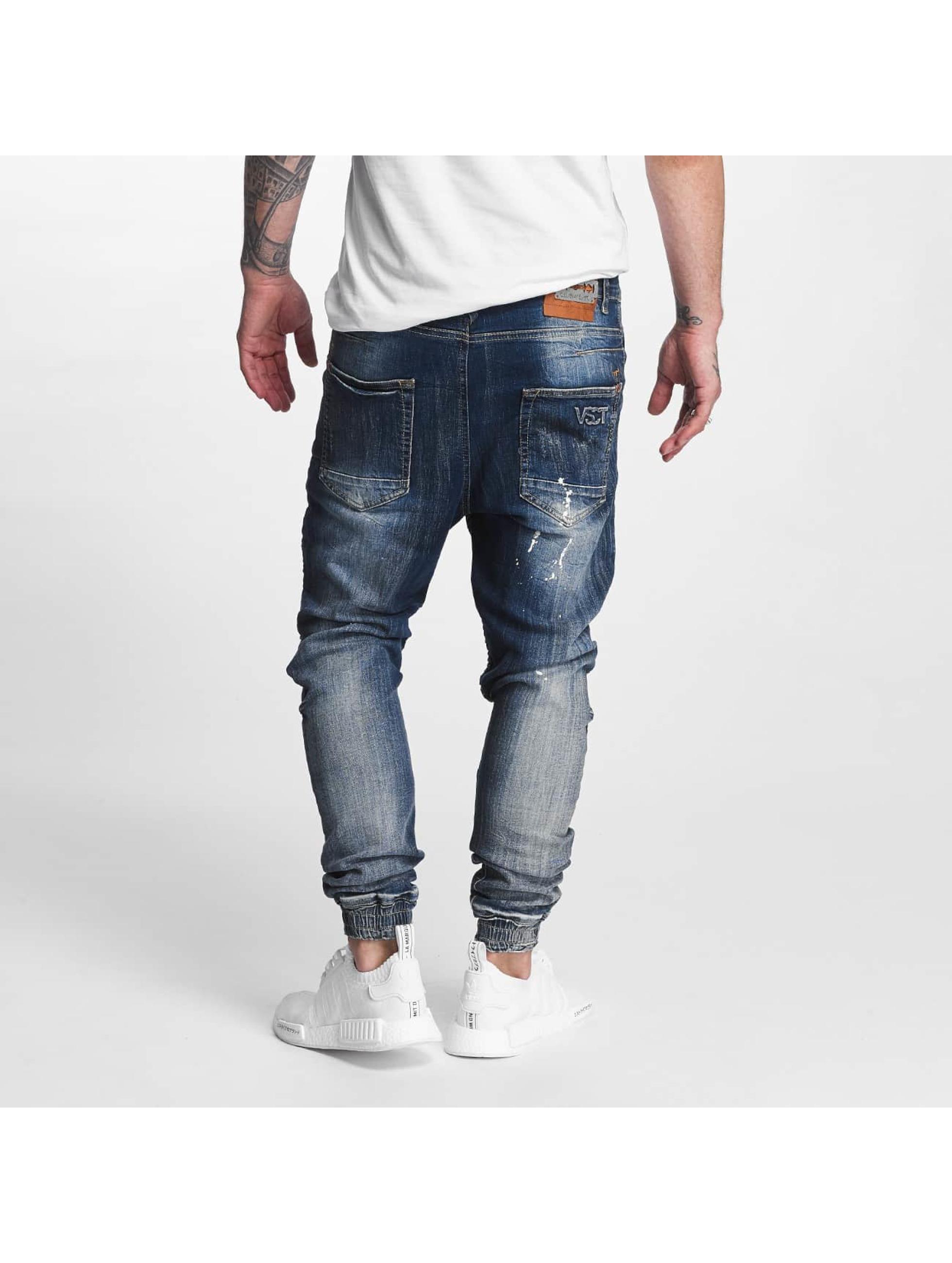 VSCT Clubwear Antifit Noah Biker blå