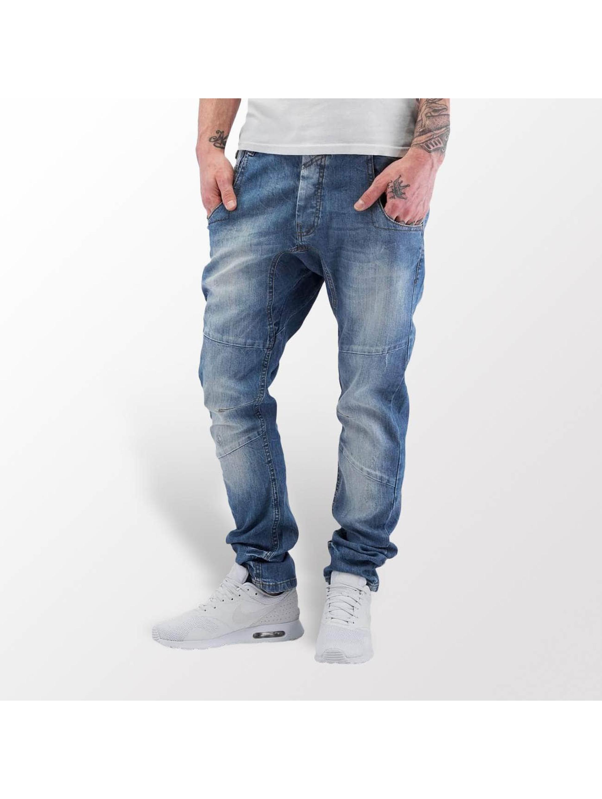 VSCT Clubwear Antifit Dan Deep Crotch O-Leg blau