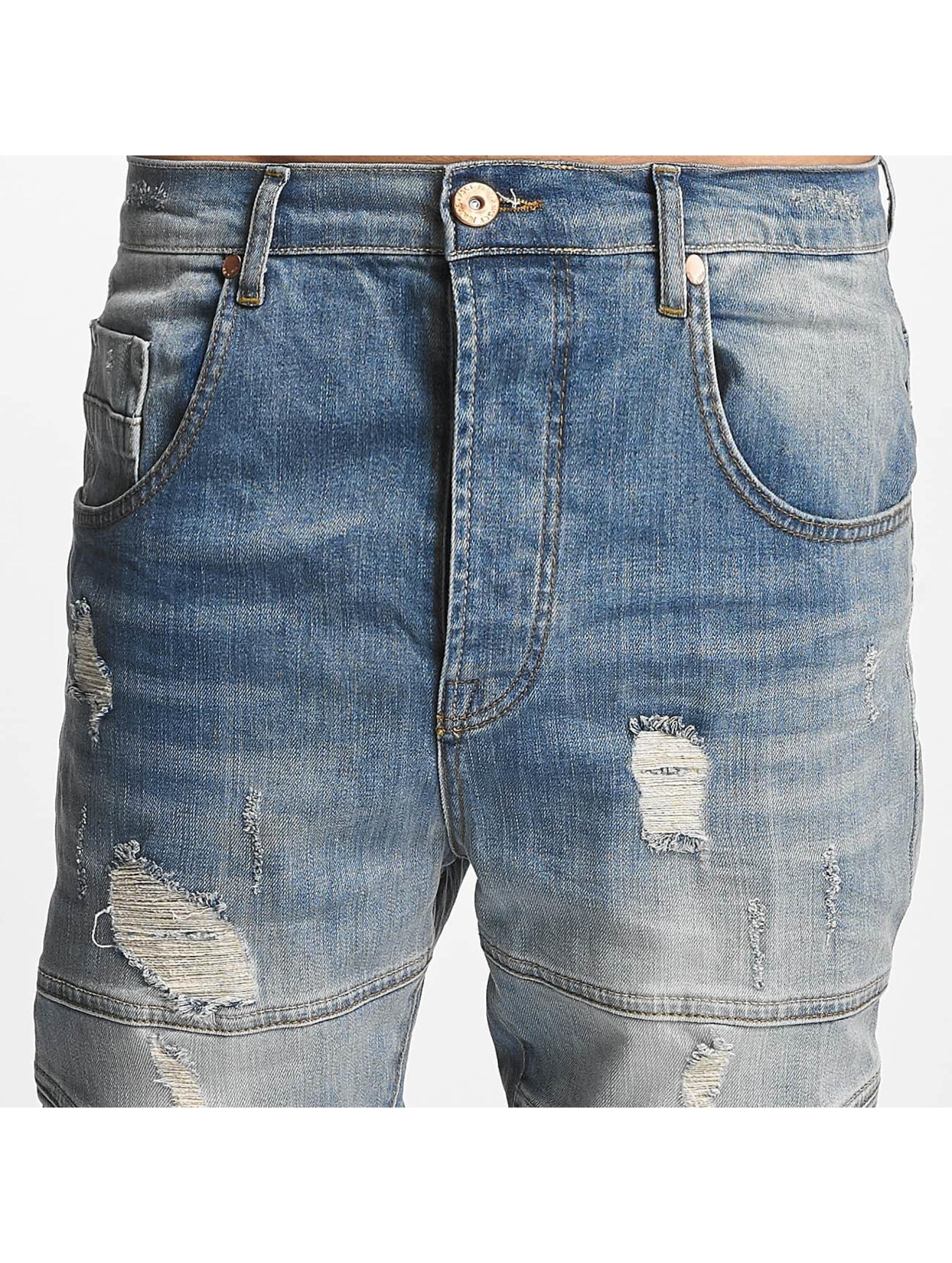 VSCT Clubwear Antifit Clubwear Noah Biker blau