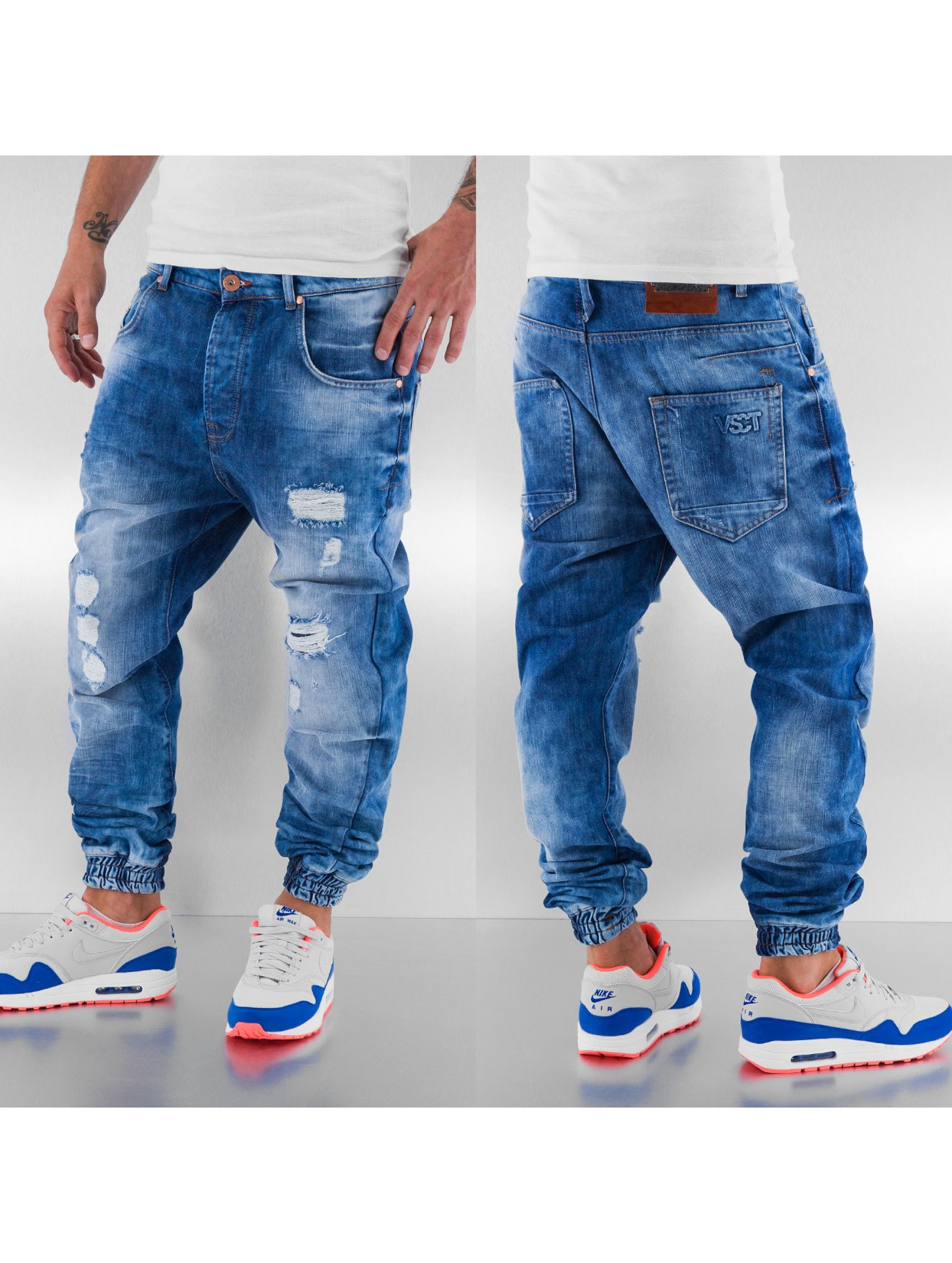 VSCT Clubwear Antifit Noah Acid blauw