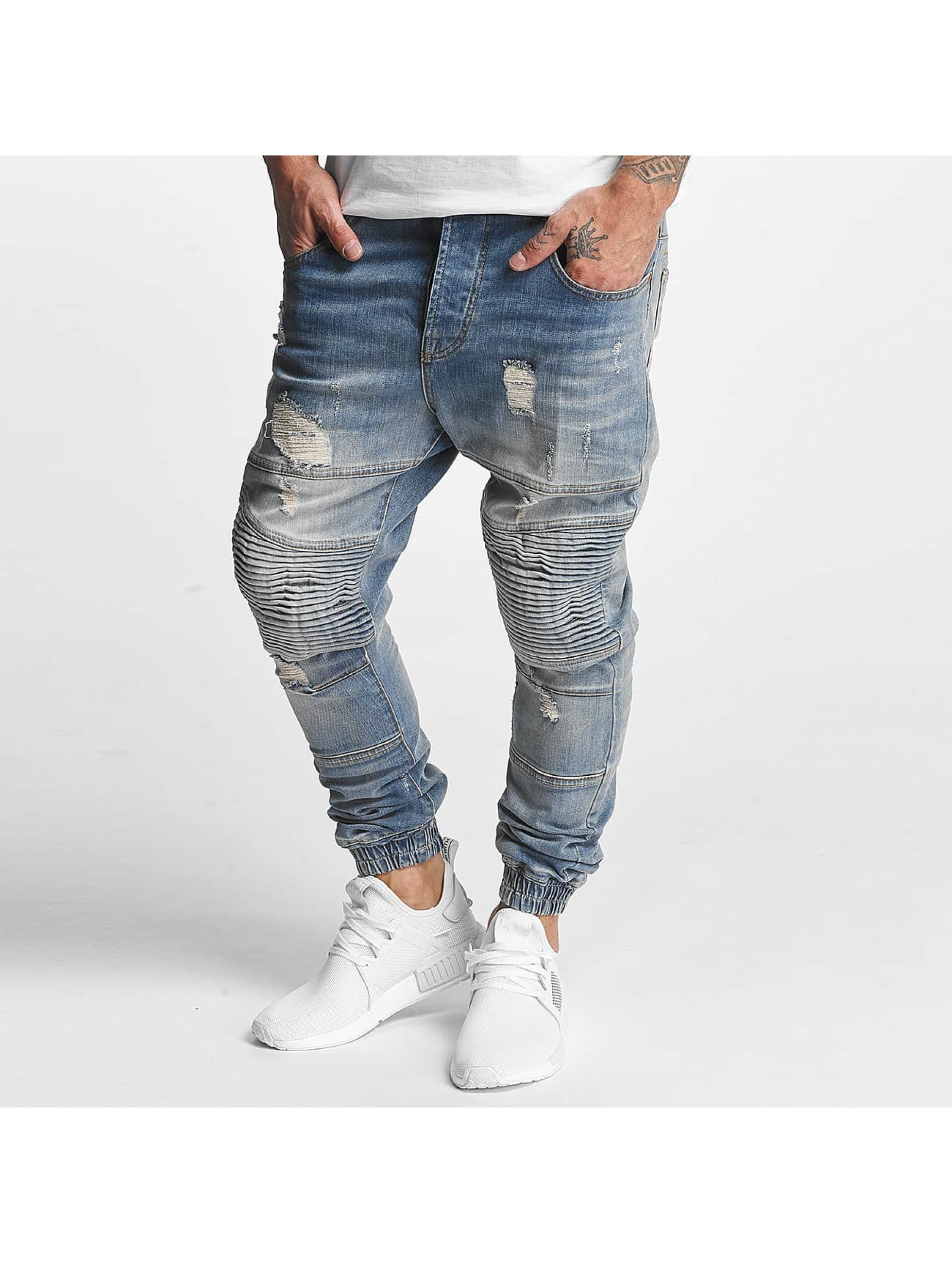VSCT Clubwear Antifit Clubwear Noah Biker blauw