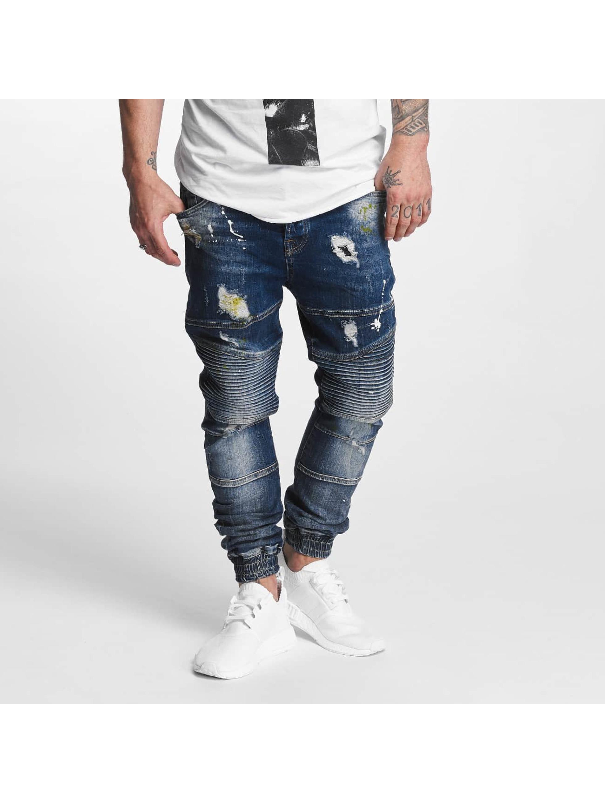 VSCT Clubwear Antifit Noah Biker blue