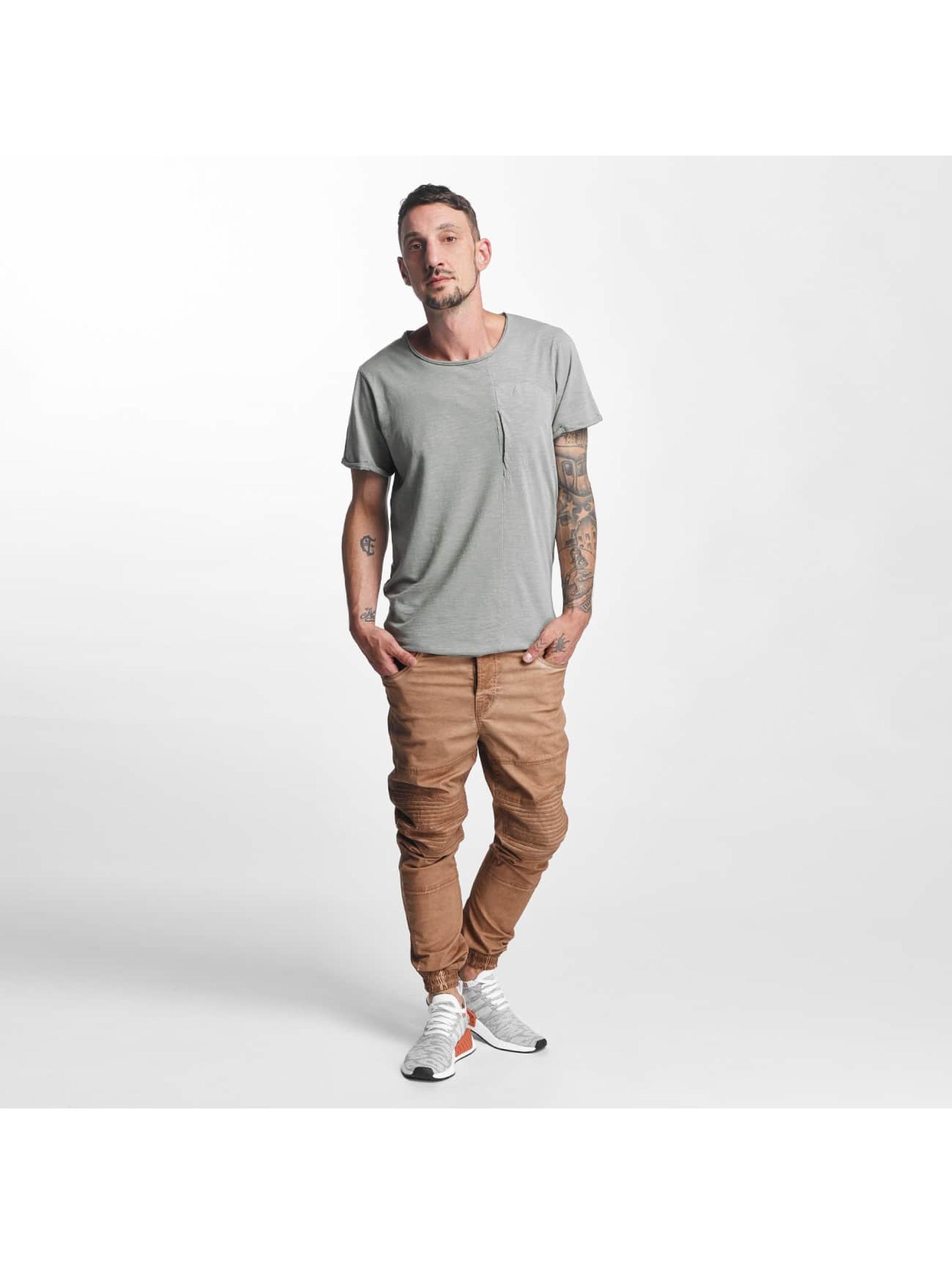 VSCT Clubwear Antifit Noah Biker braun