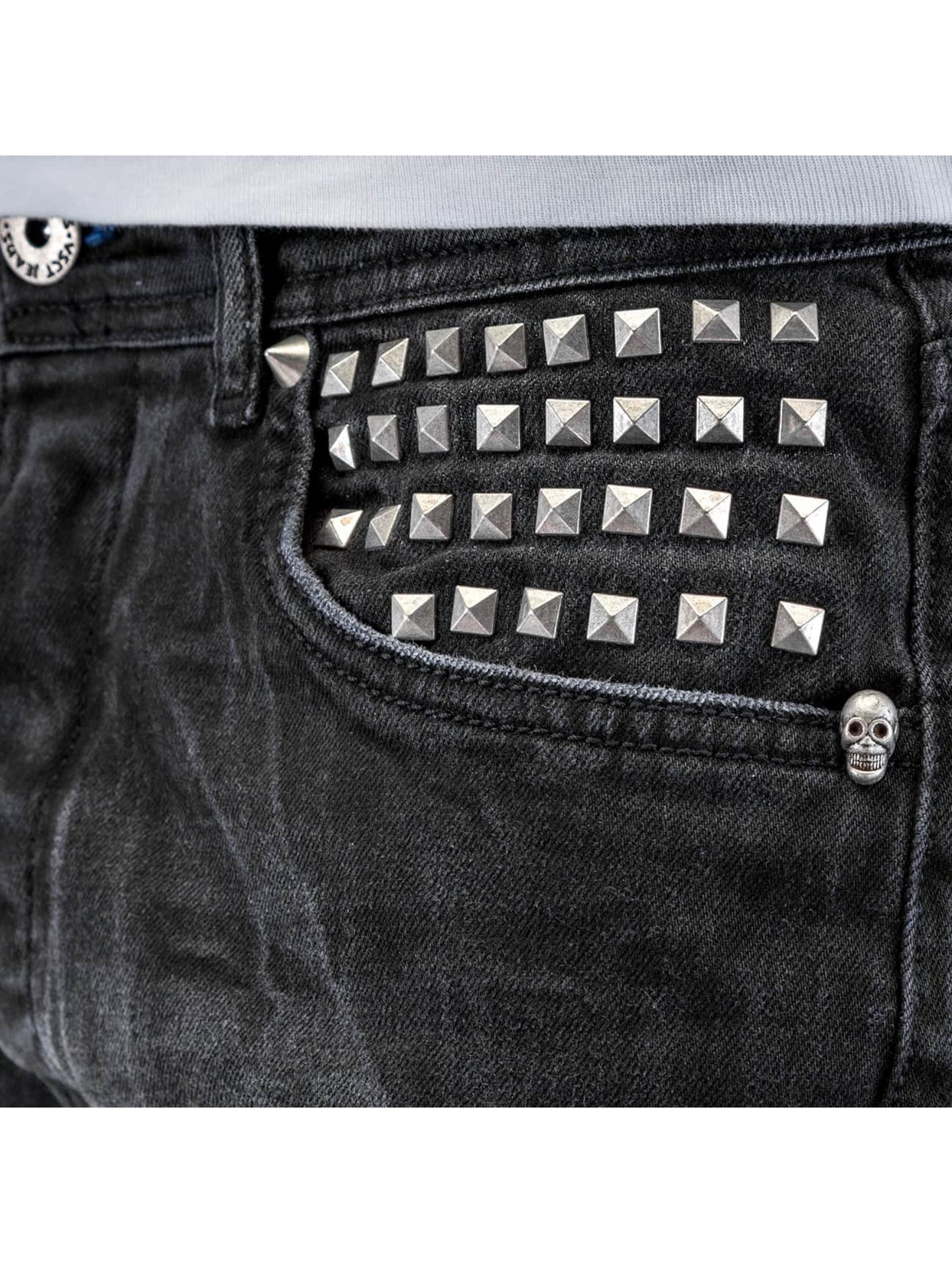 VSCT Clubwear Antifit-farkut Walker musta