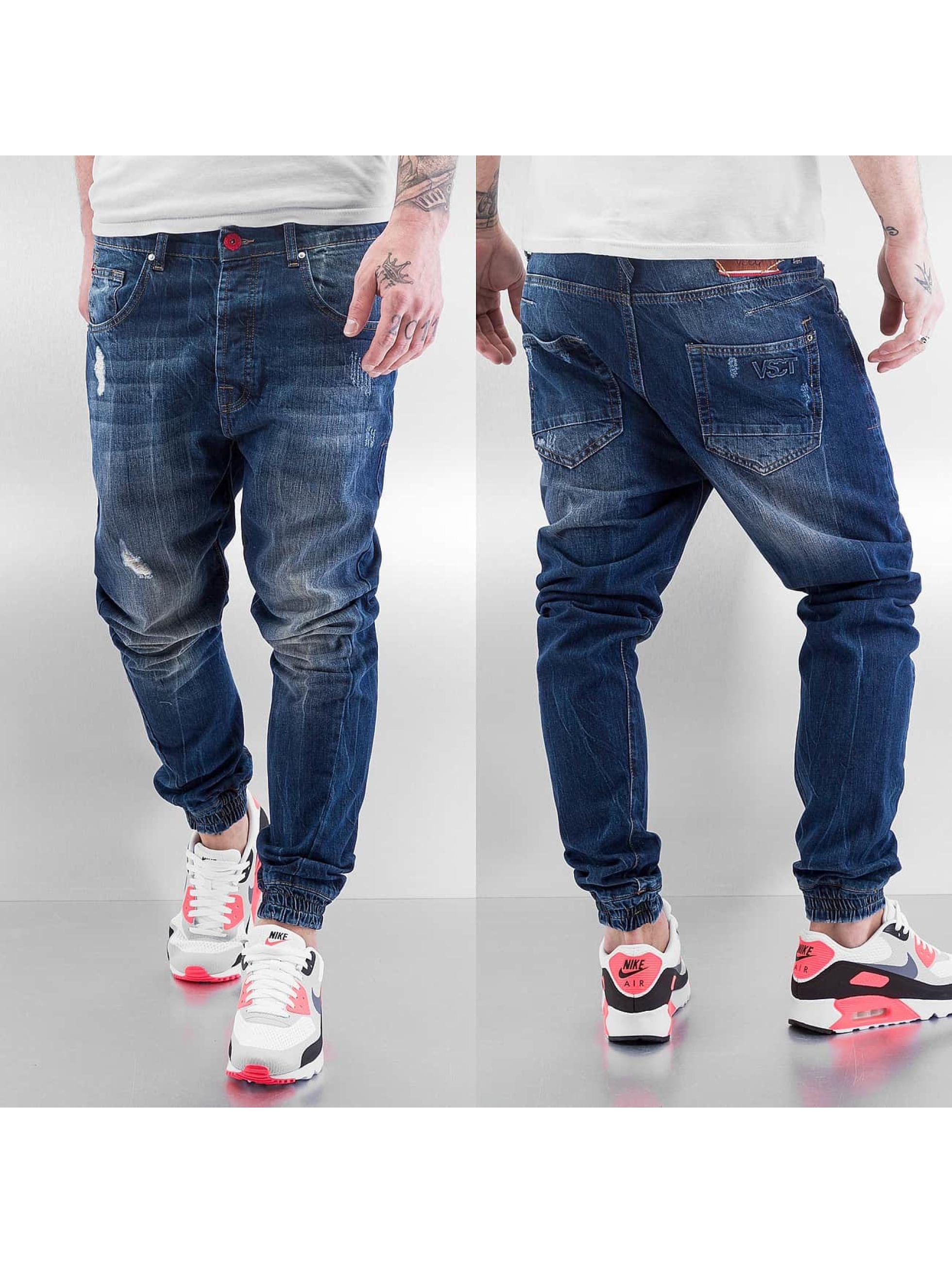 VSCT Clubwear Antifit-farkut Noah sininen