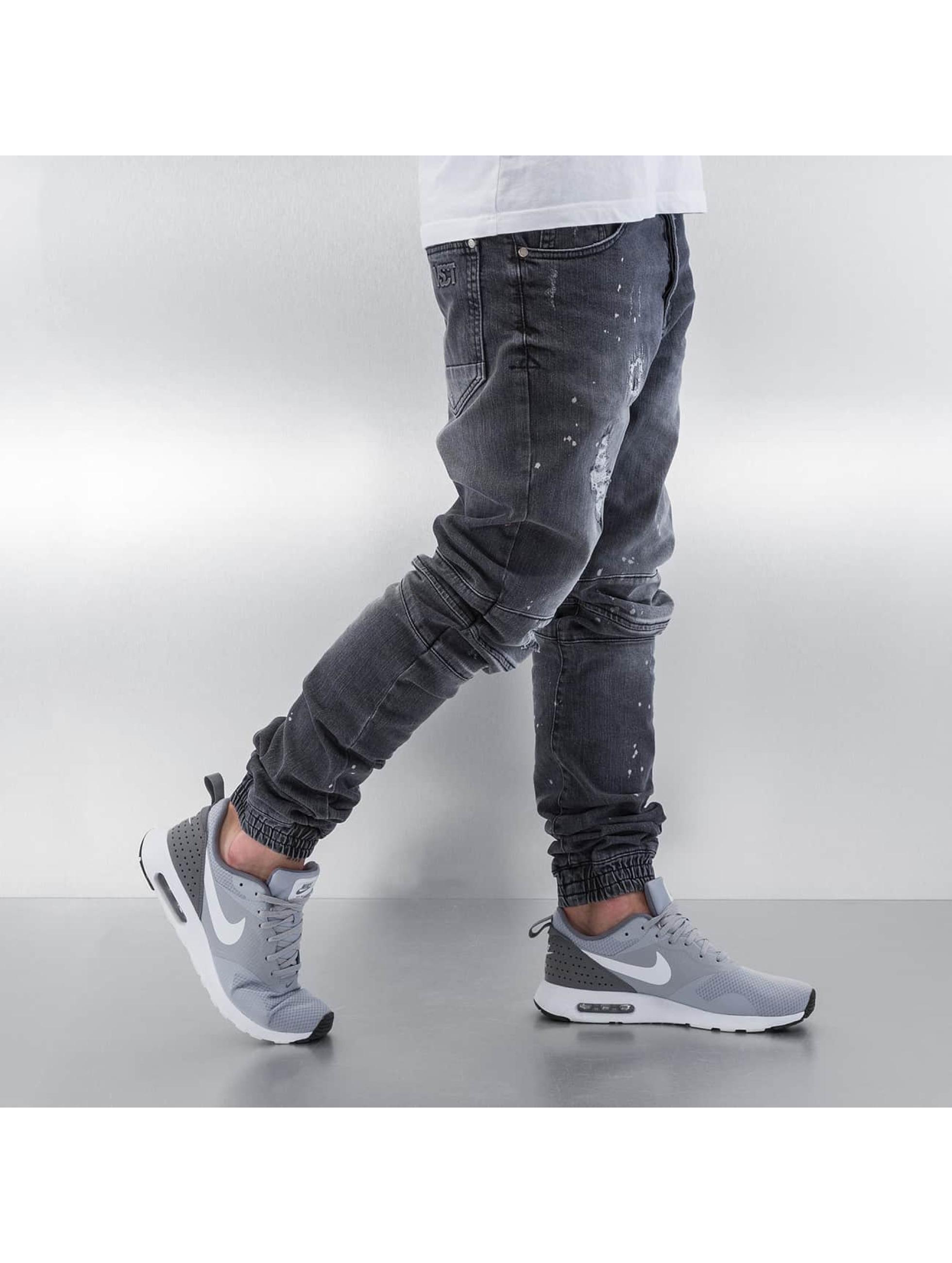 VSCT Clubwear Antifit Norton Cuffed Slim grijs