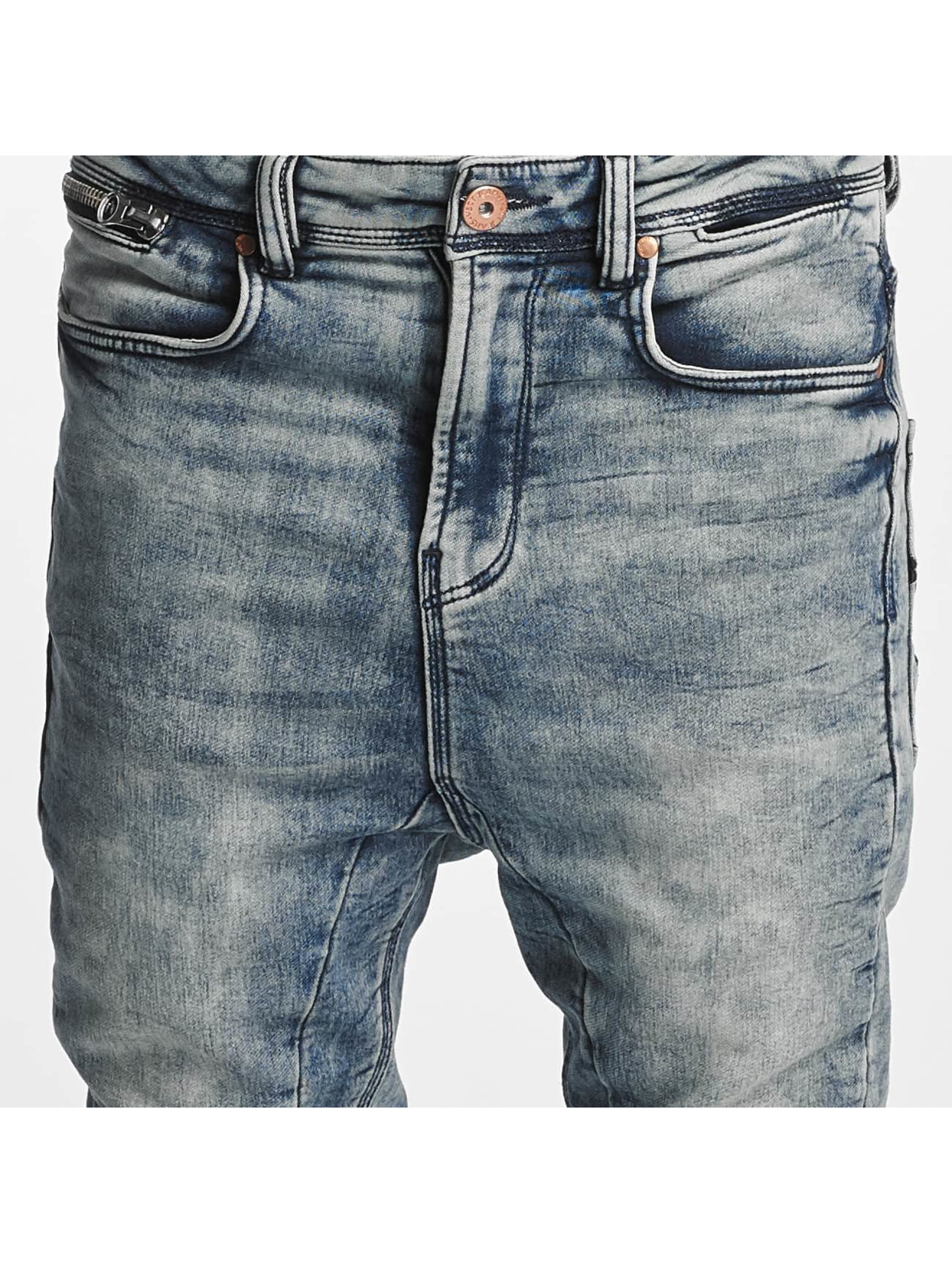 VSCT Clubwear Antifit Kyoto Jogg Bleached niebieski