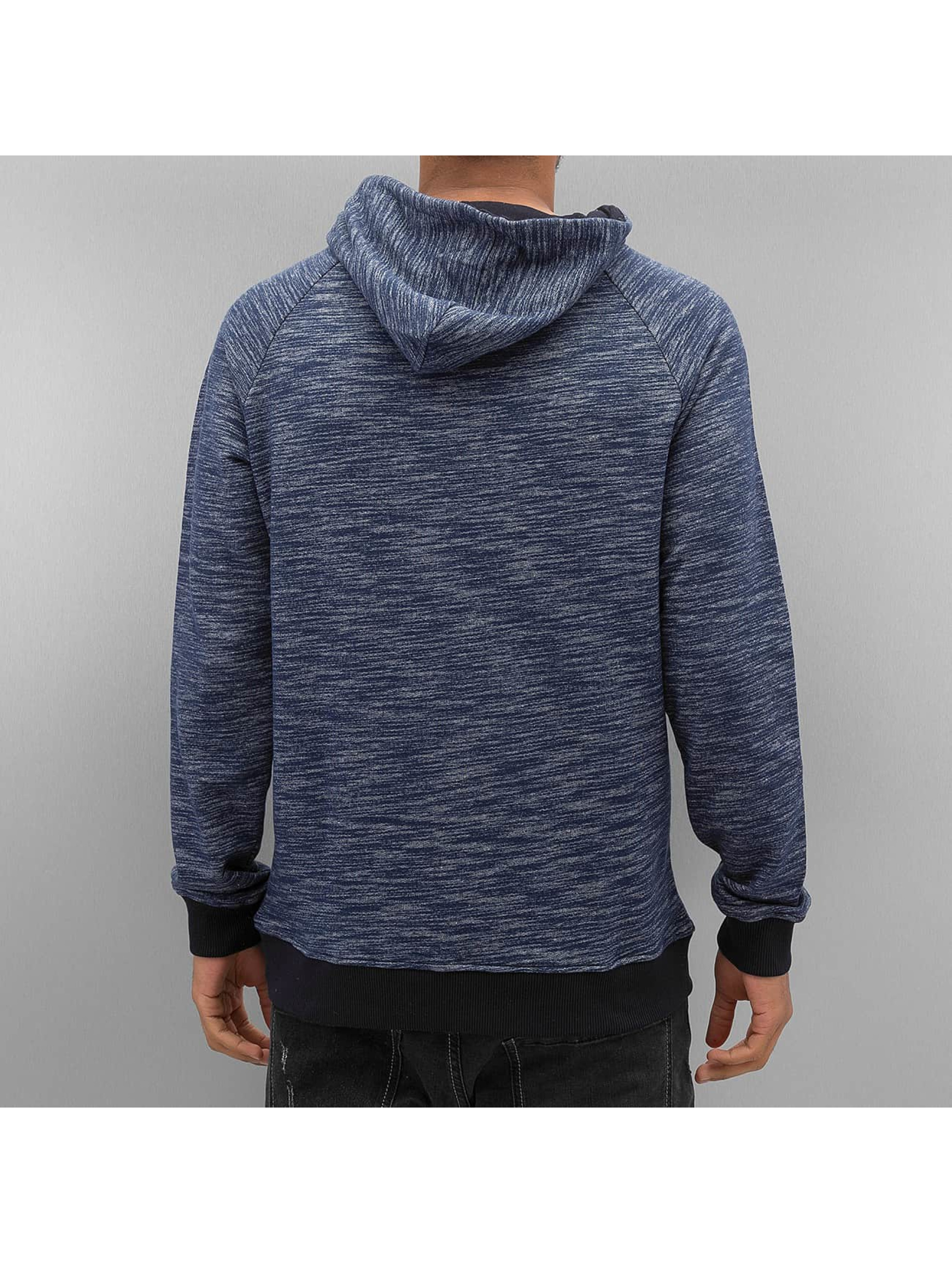 VSCT Clubwear Bluzy z kapturem Shiro 2 Zip Moulinee Kangool indygo