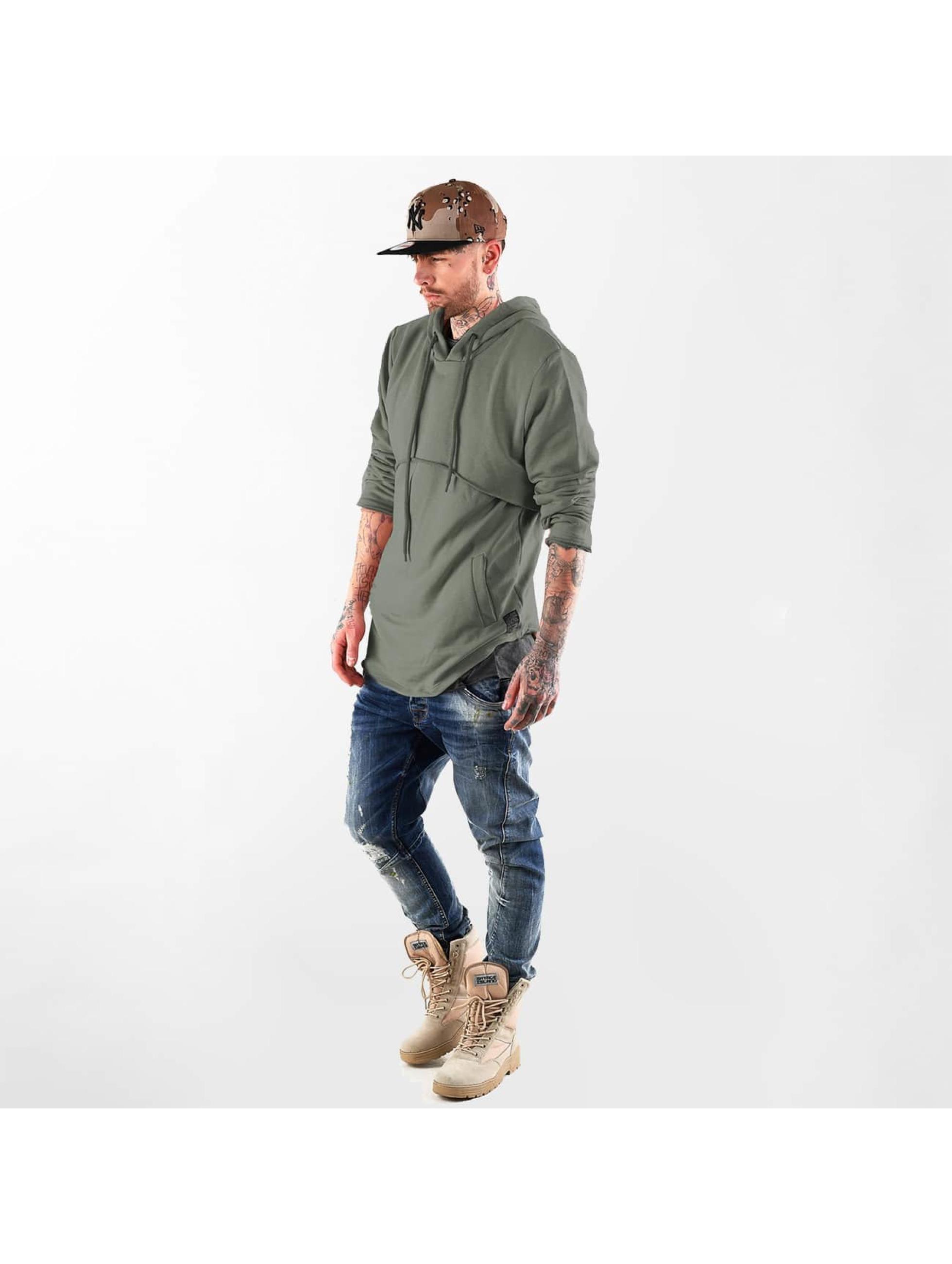 VSCT Clubwear Bluzy z kapturem Layer khaki