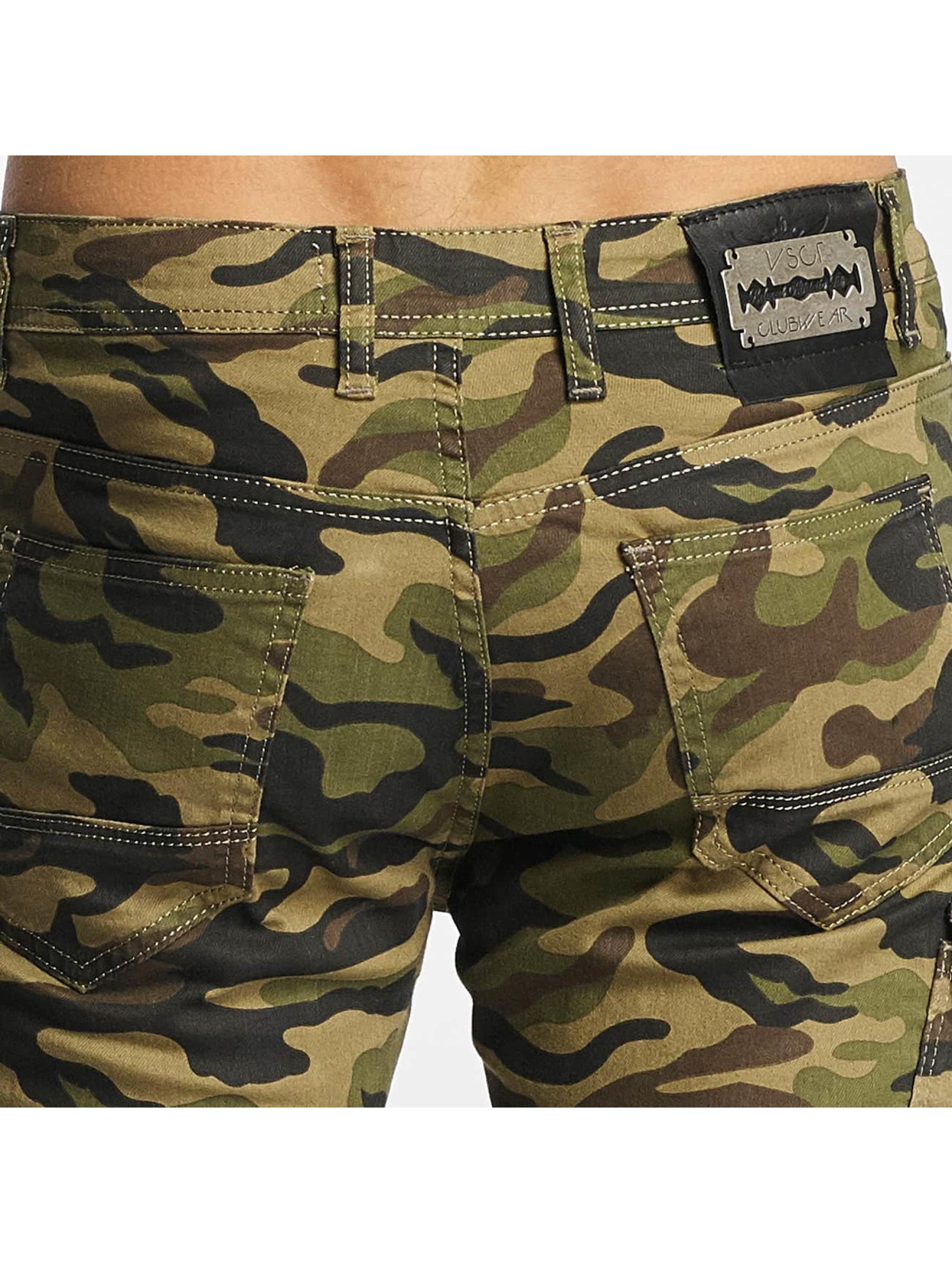 VSCT Clubwear Cargobroek Warrior camouflage