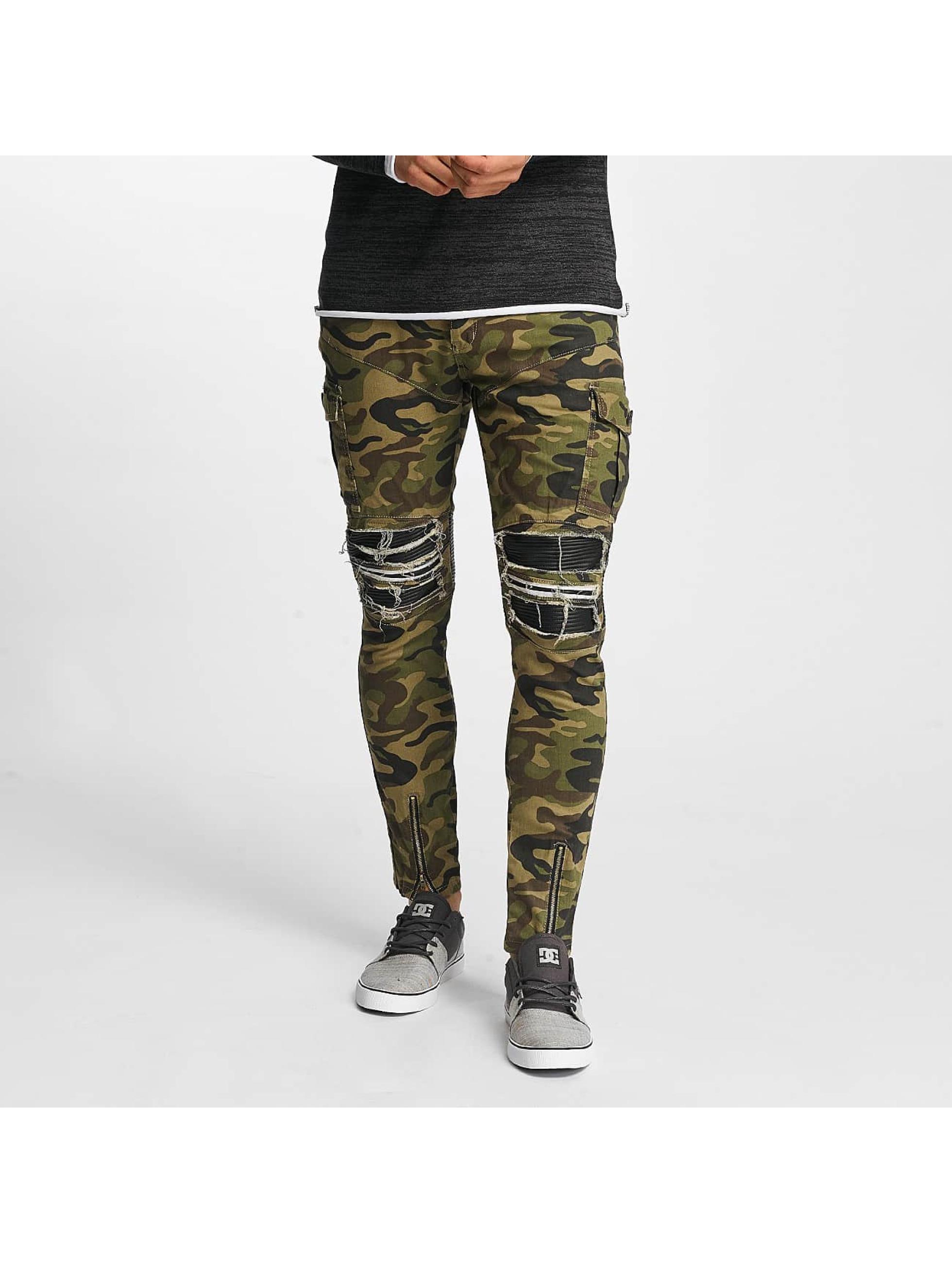 VSCT Clubwear Cargohose Warrior camouflage