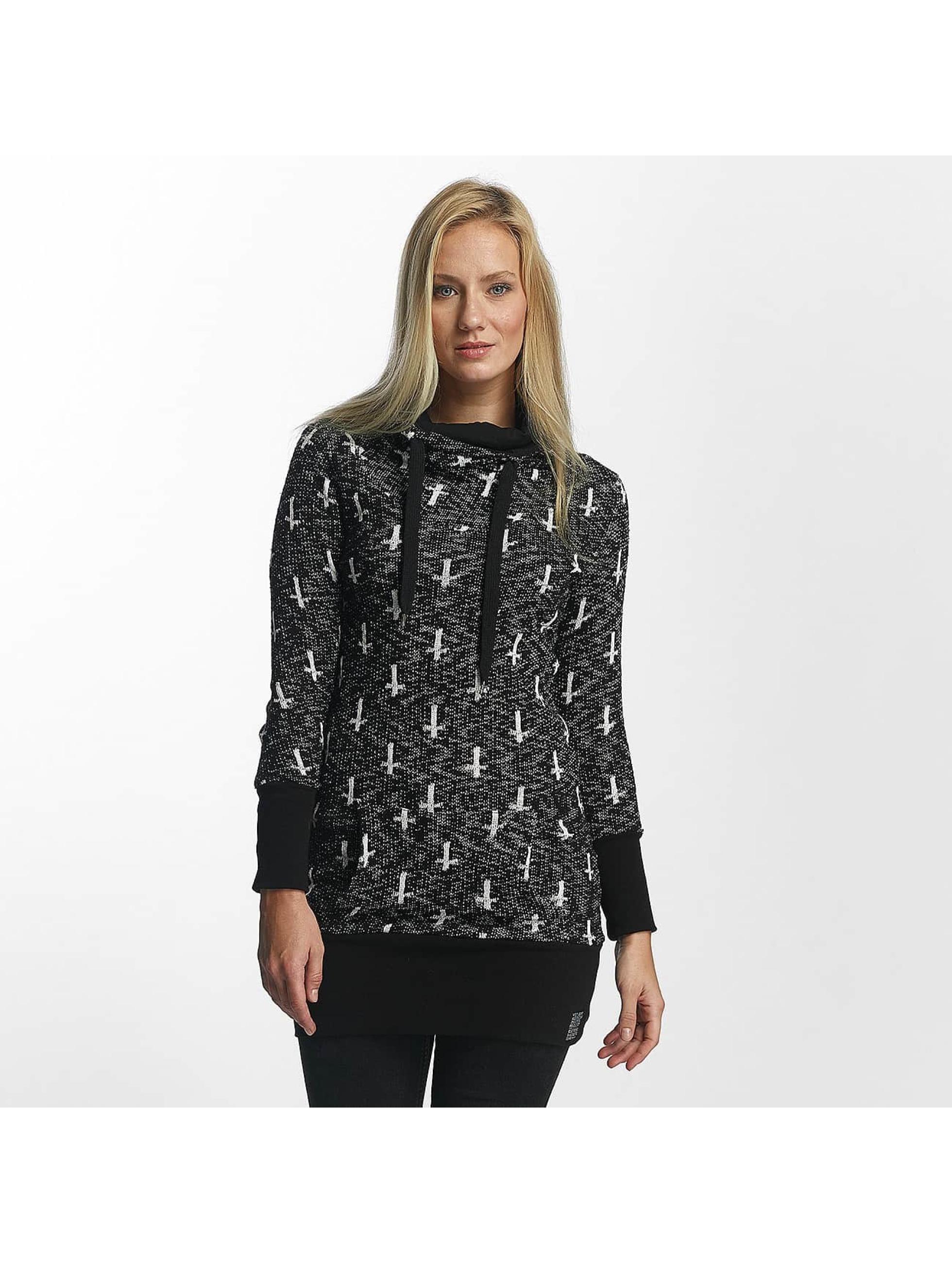 VSCT Clubwear Hoodie Reverse Cross svart
