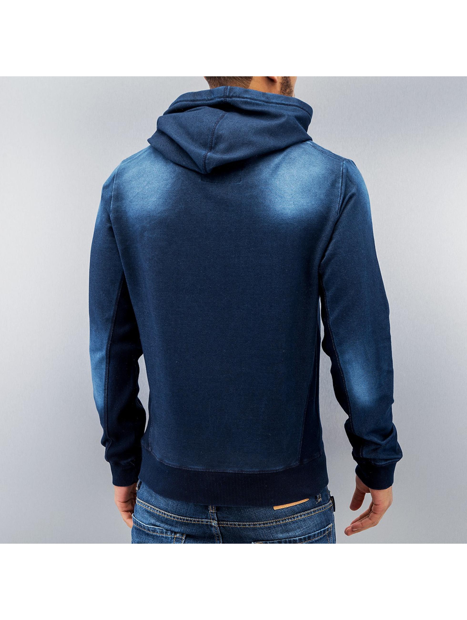 VSCT Clubwear Hoody Twisted blauw