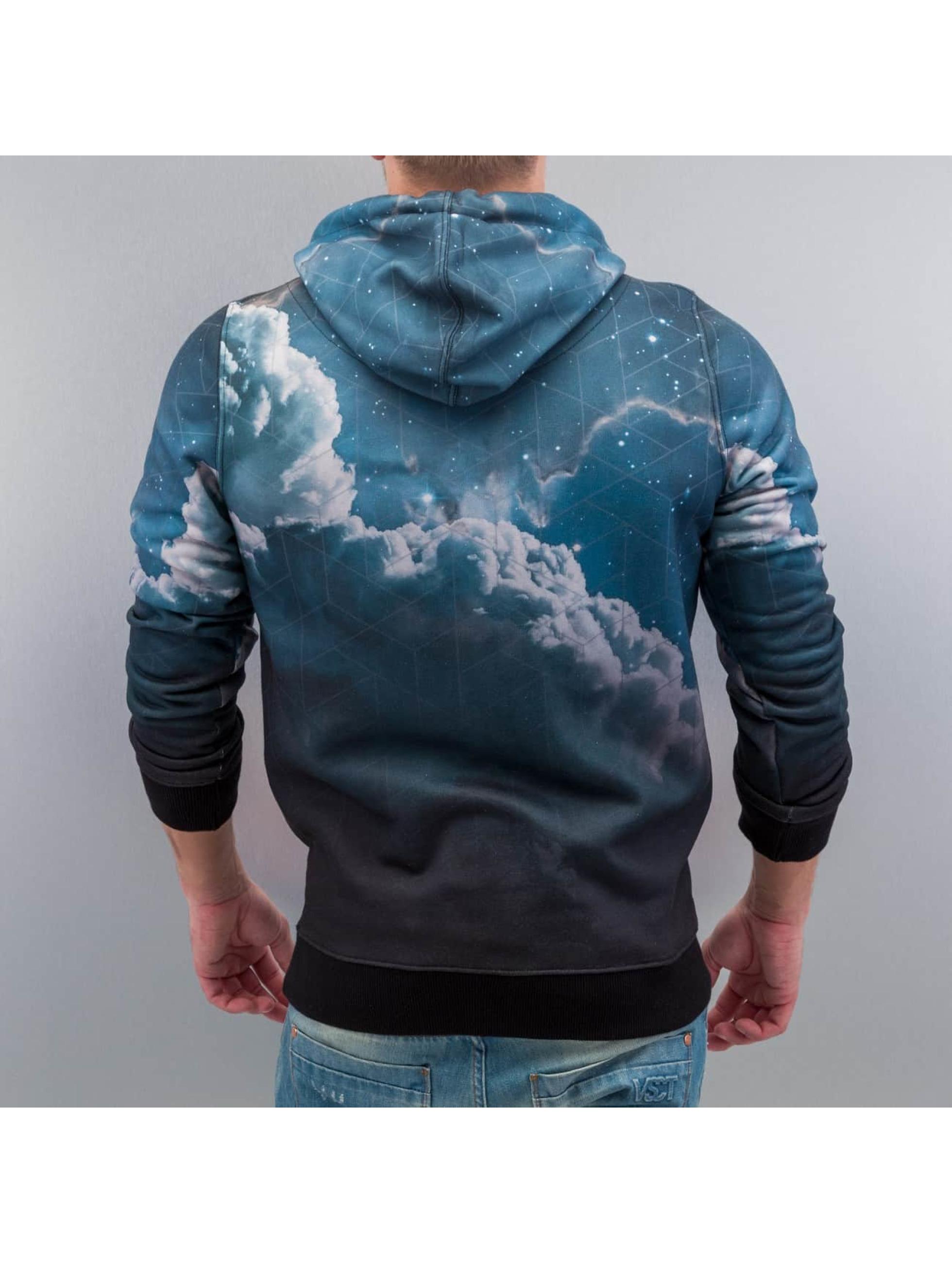 VSCT Clubwear Hoody Dark Clouds blauw