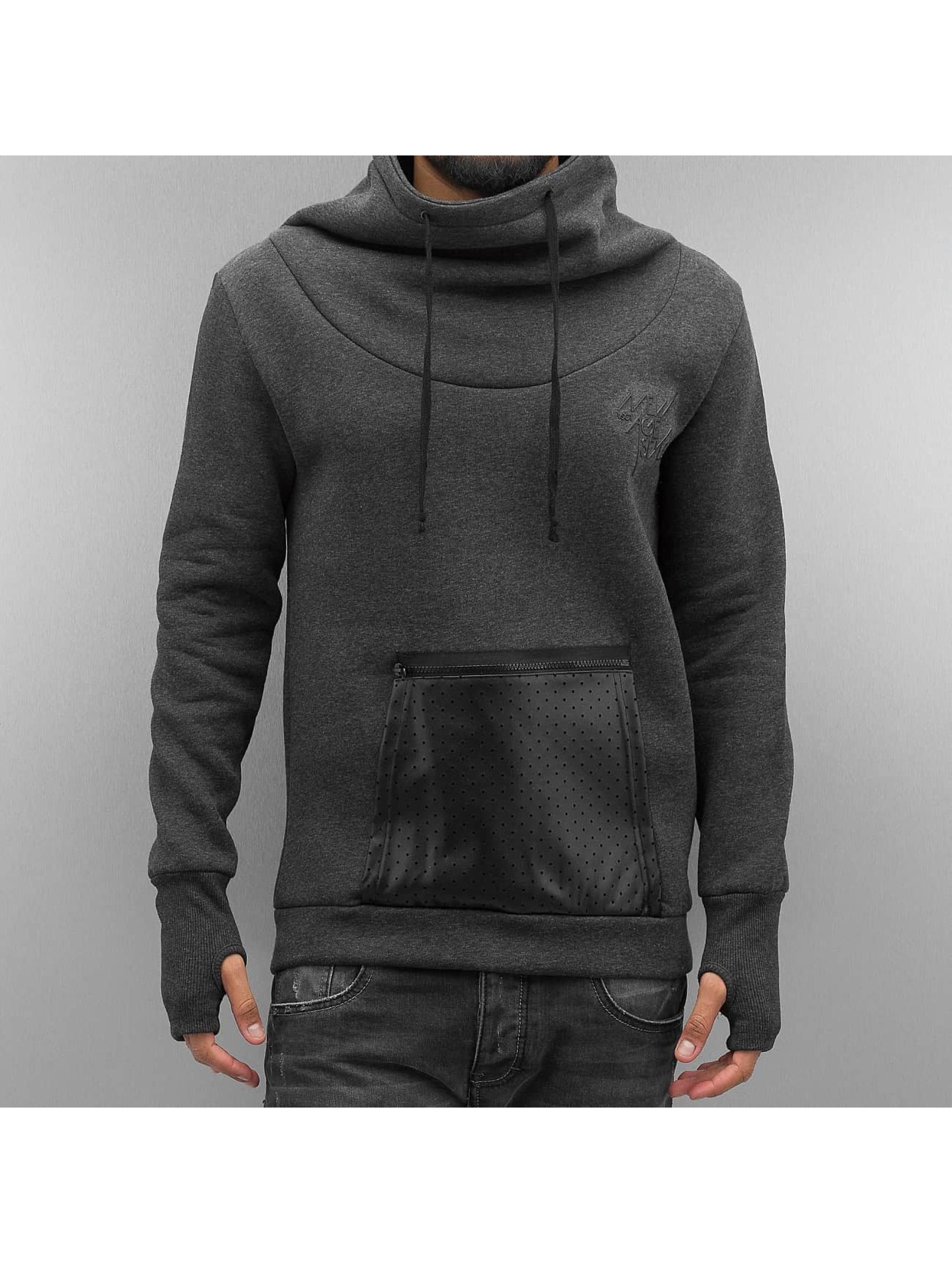 VSCT Clubwear Hoody Tube grau