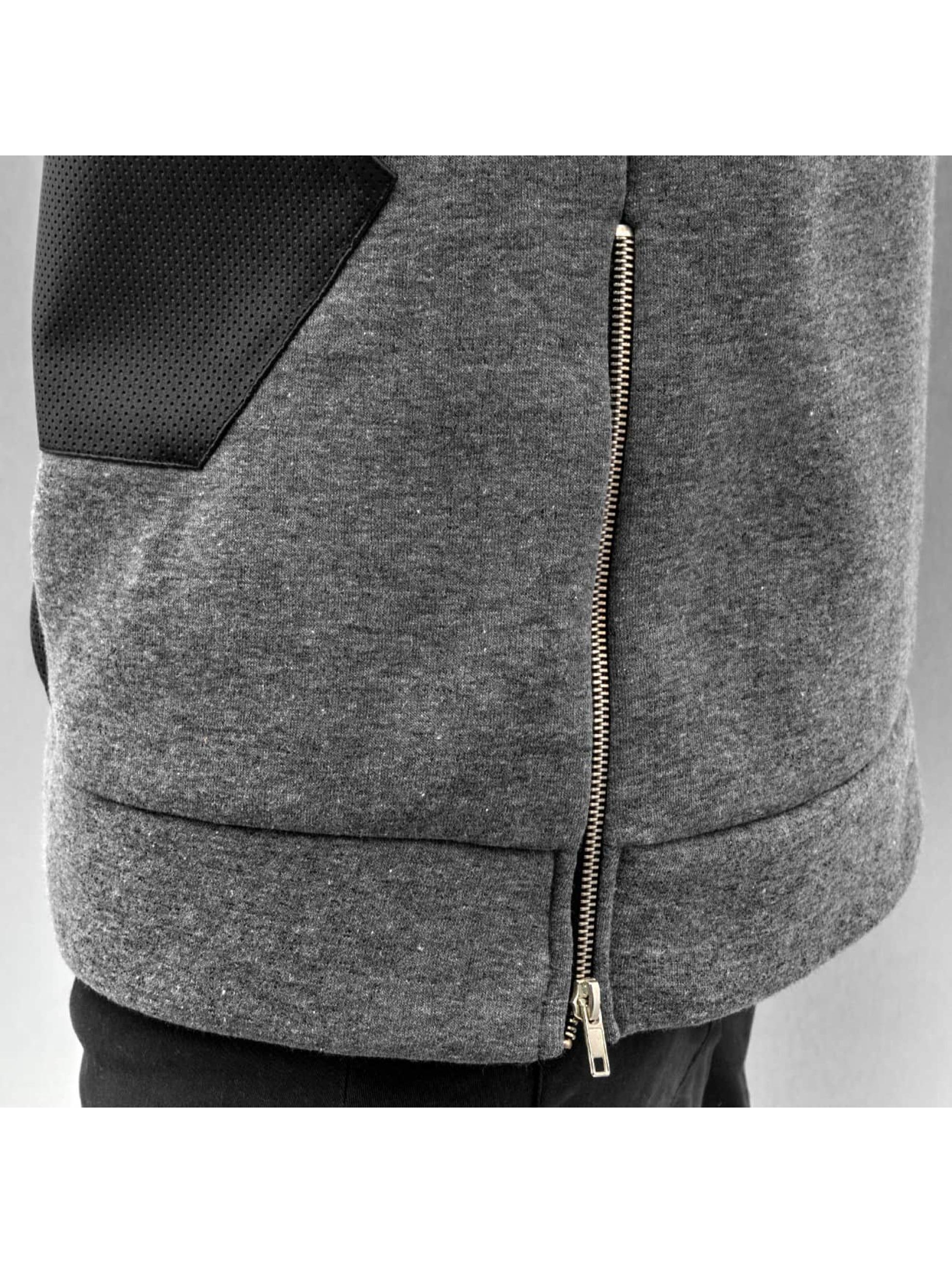 VSCT Clubwear Hoody Mesh grijs