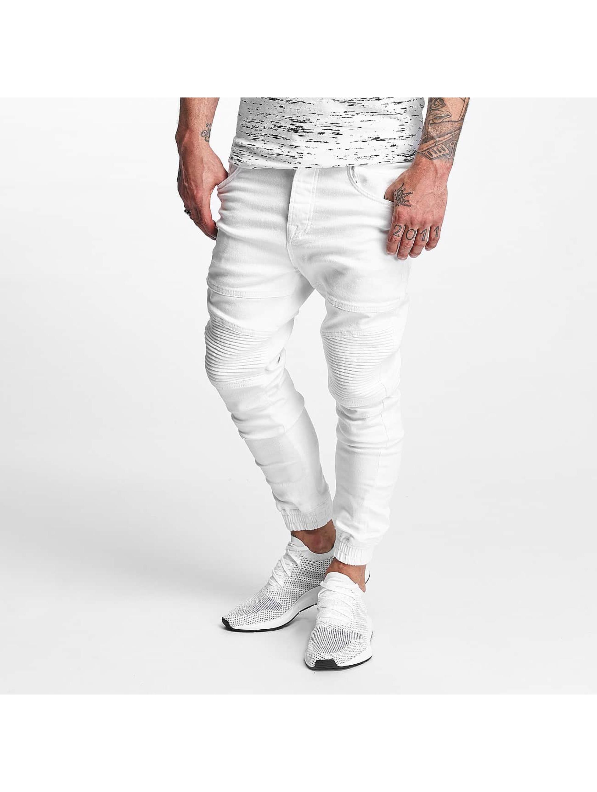 VSCT Clubwear Jean carotte antifit Noah blanc