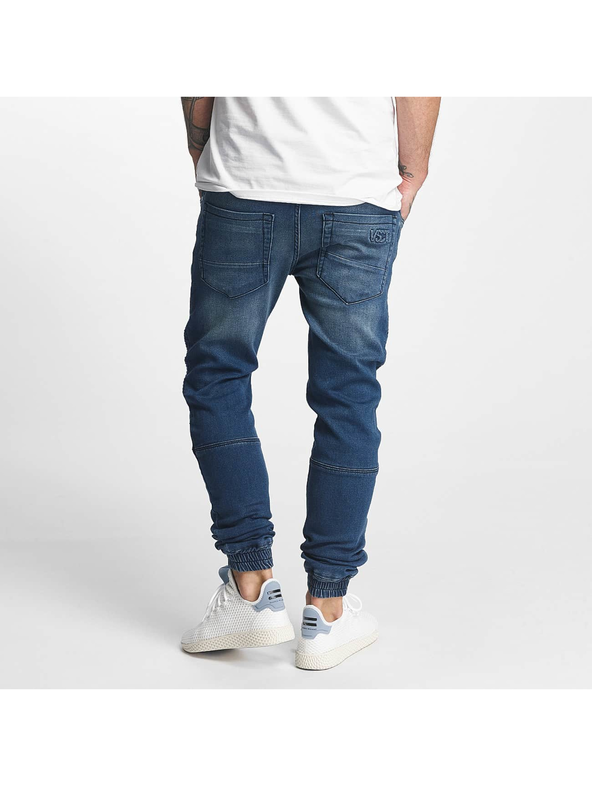 VSCT Clubwear Jean carotte antifit Ninja bleu
