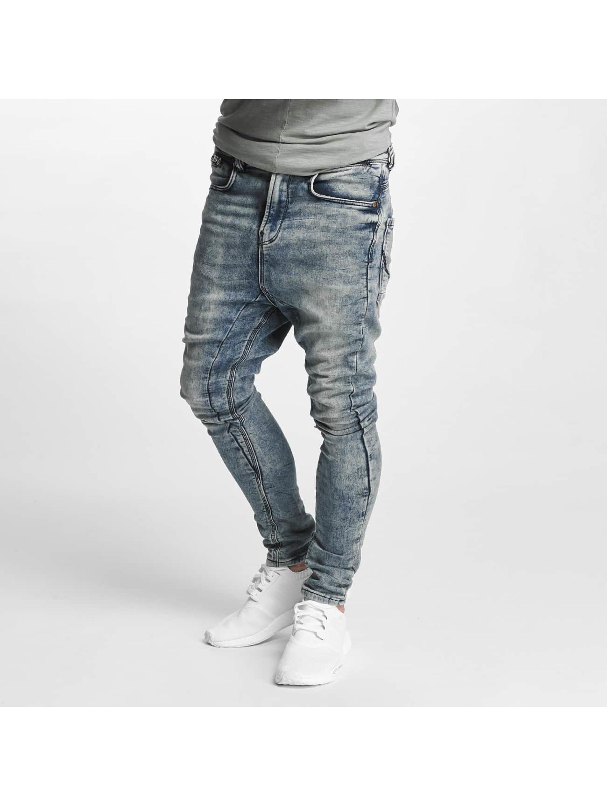 VSCT Clubwear Kyoto Jogg Bleached bleu Jean carotte antifit homme