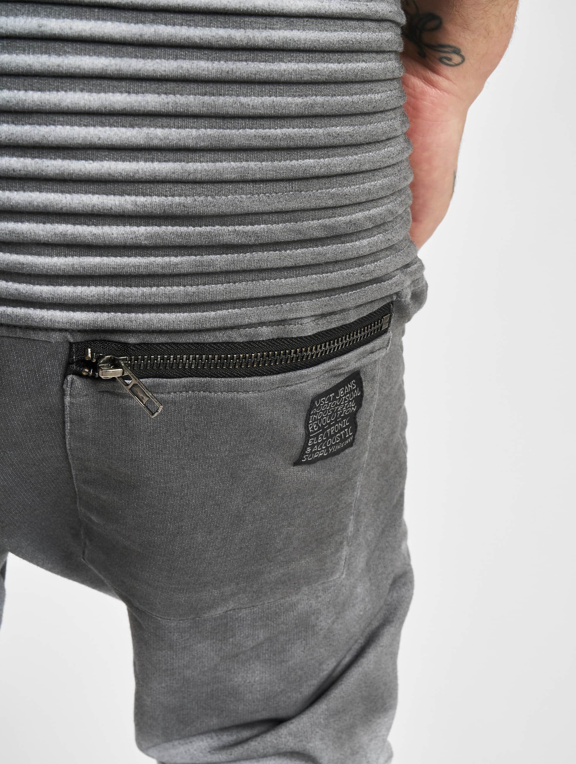 VSCT Clubwear Joggebukser Biker grå