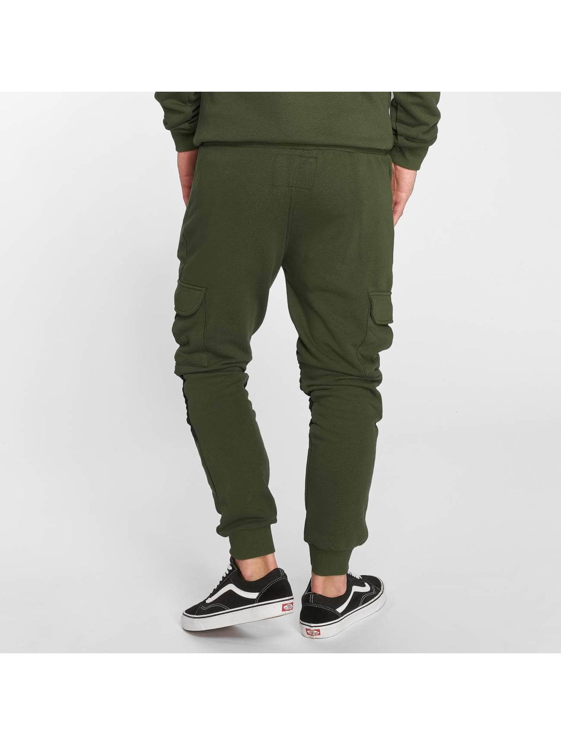 VSCT Clubwear Joggebukser Cargo Oiled khaki