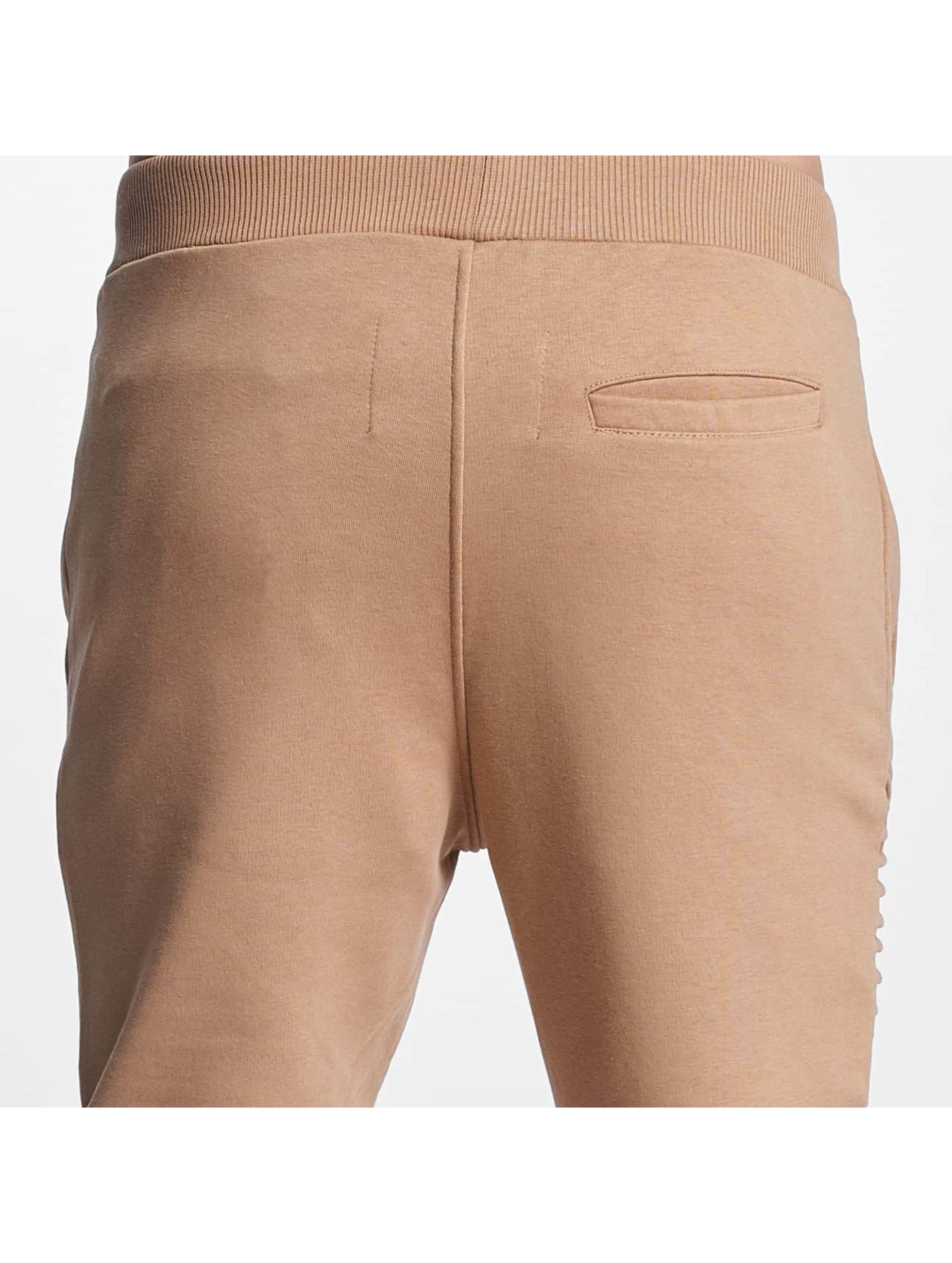 VSCT Clubwear Jogging Destroyed Biker brun