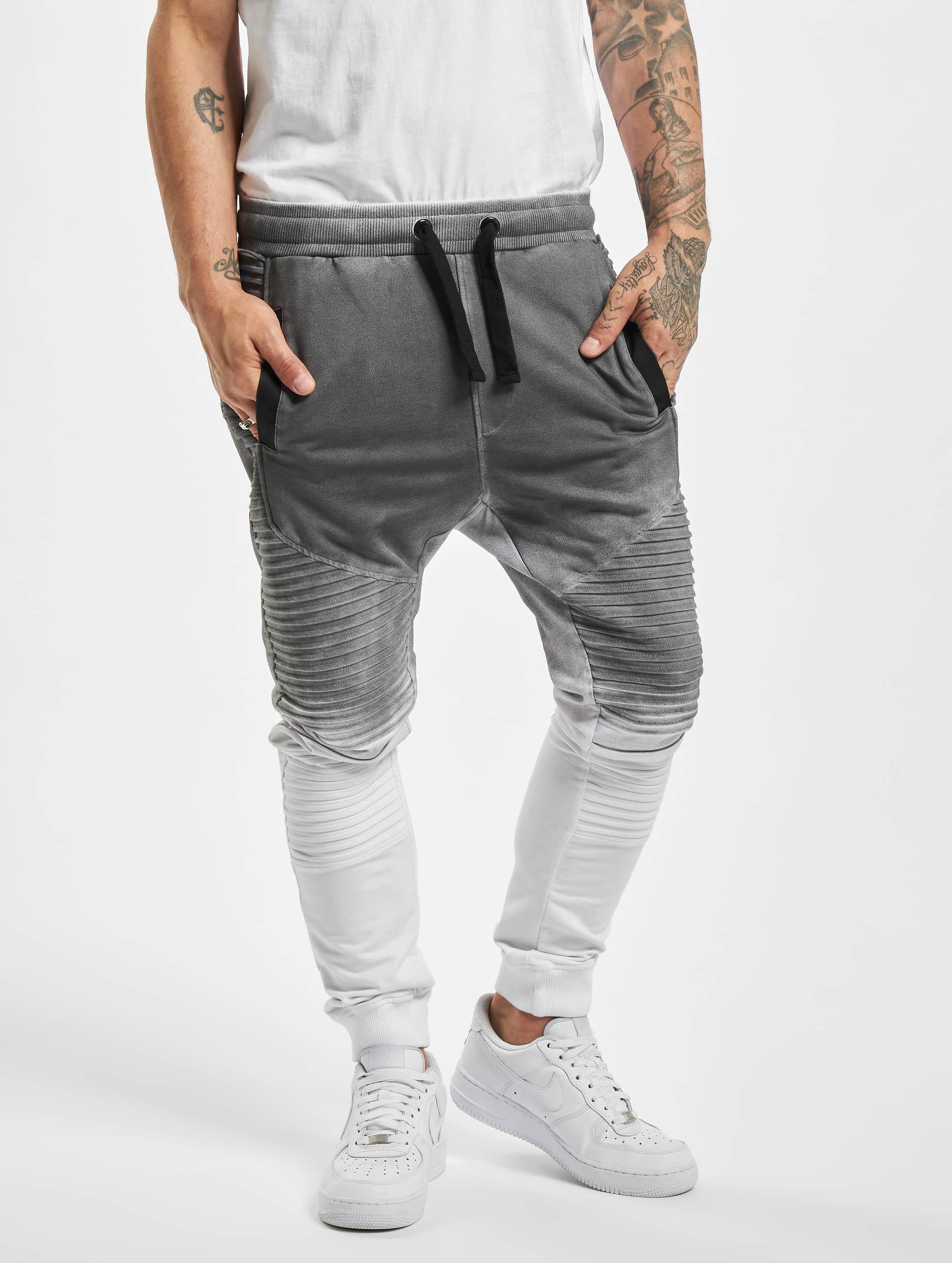 VSCT Clubwear Jogginghose Biker grau