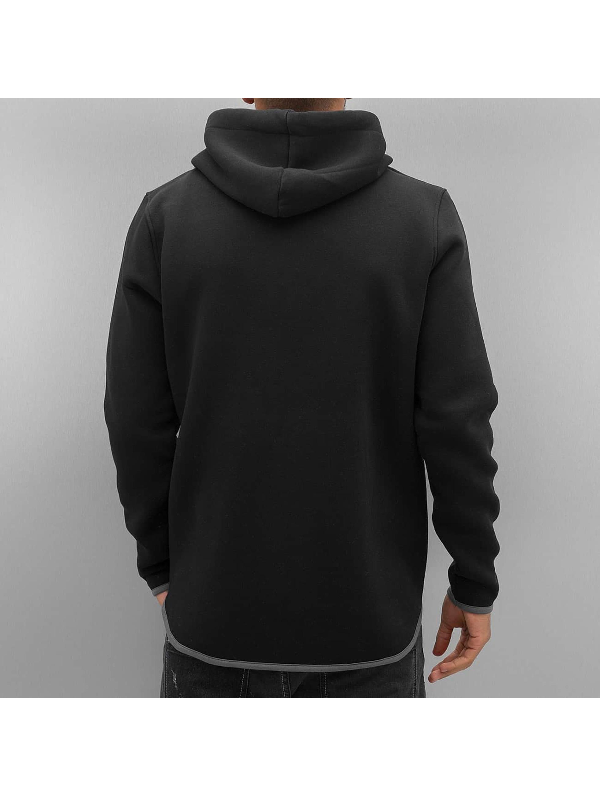VSCT Clubwear Kurtki przejściowe 2 Colour Amour Mix Fabric czarny