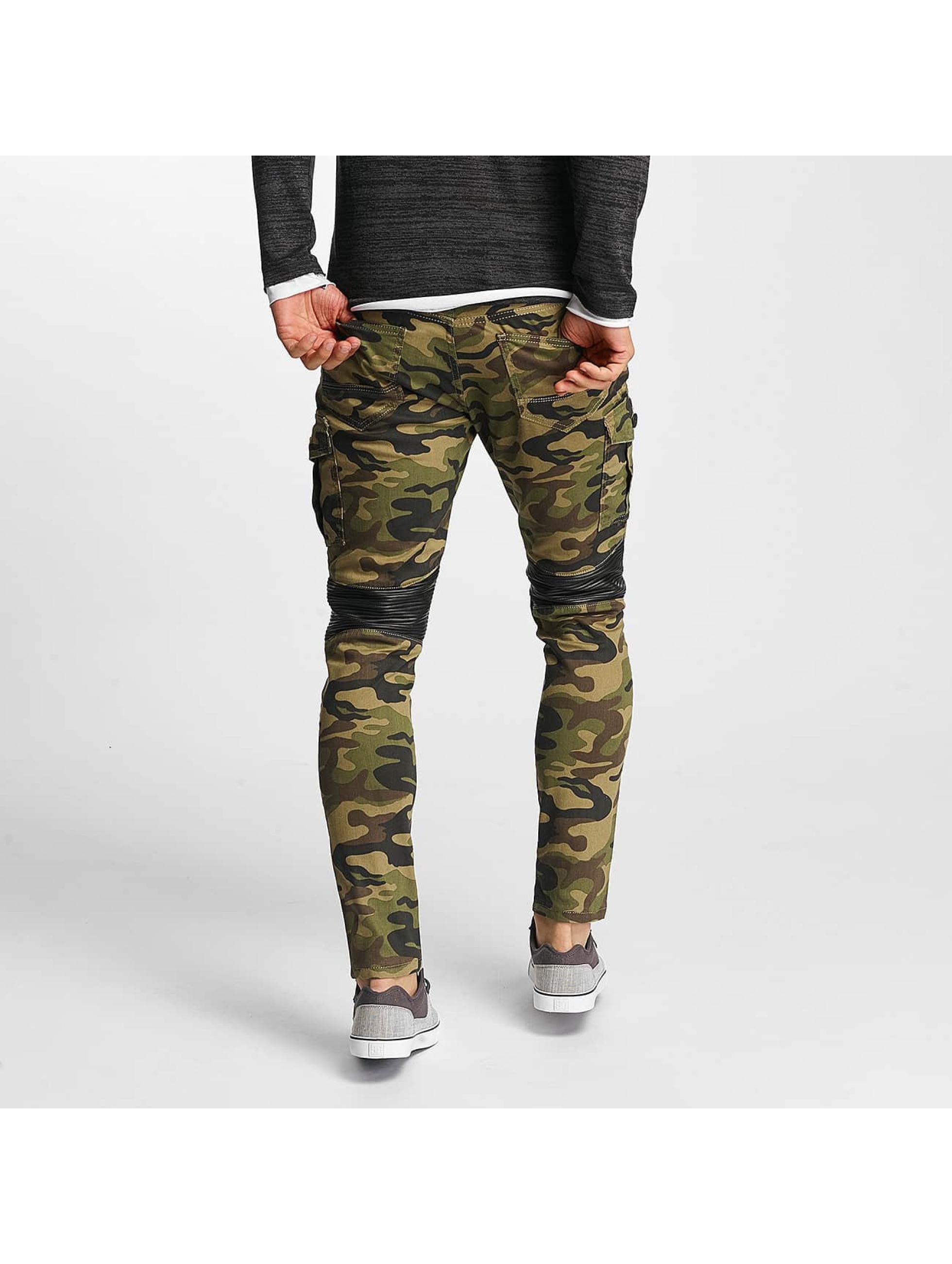 VSCT Clubwear Pantalone Cargo Warrior mimetico