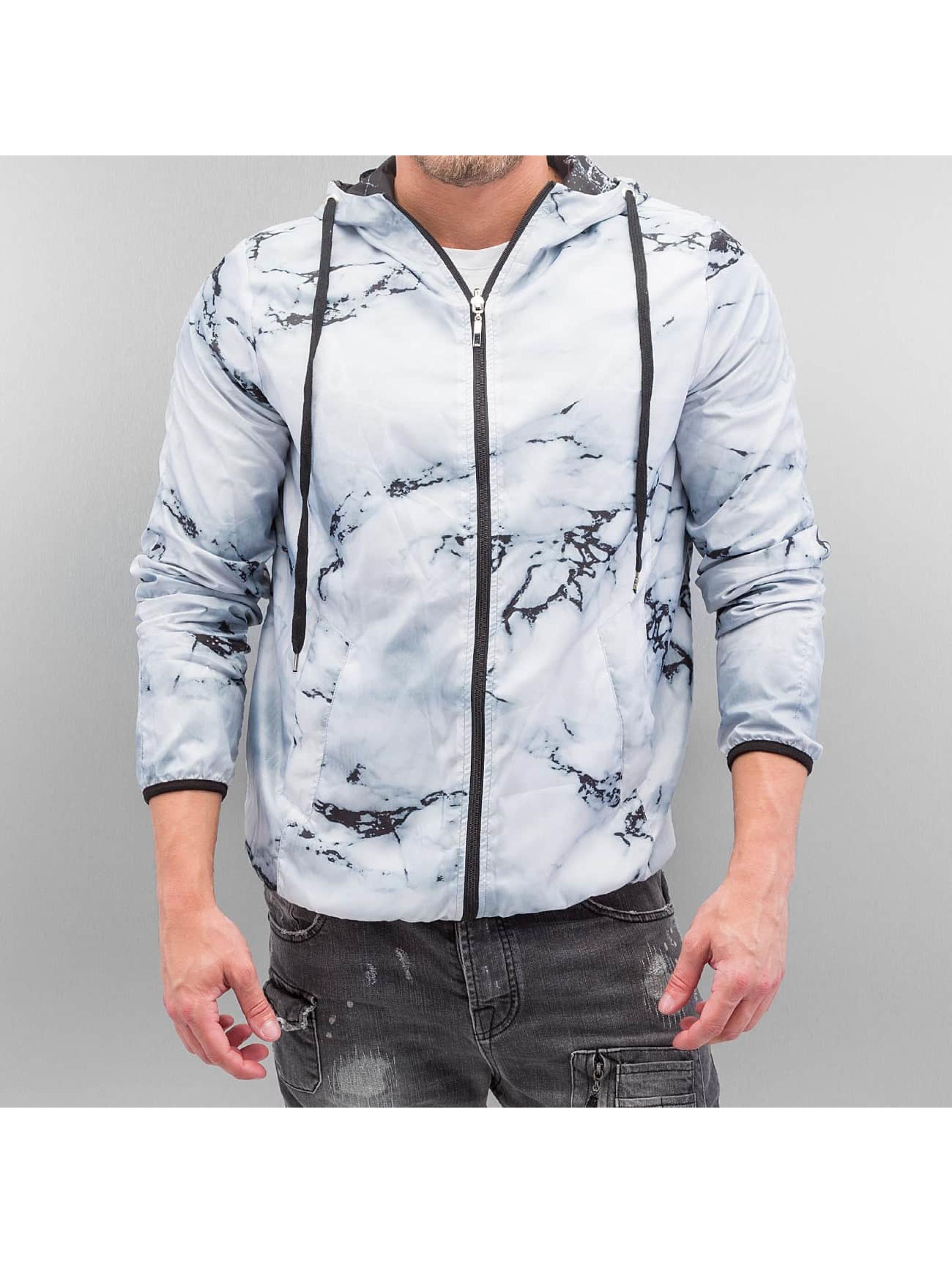 VSCT Clubwear Prechodné vetrovky Marble 2in1 Reversible èierna