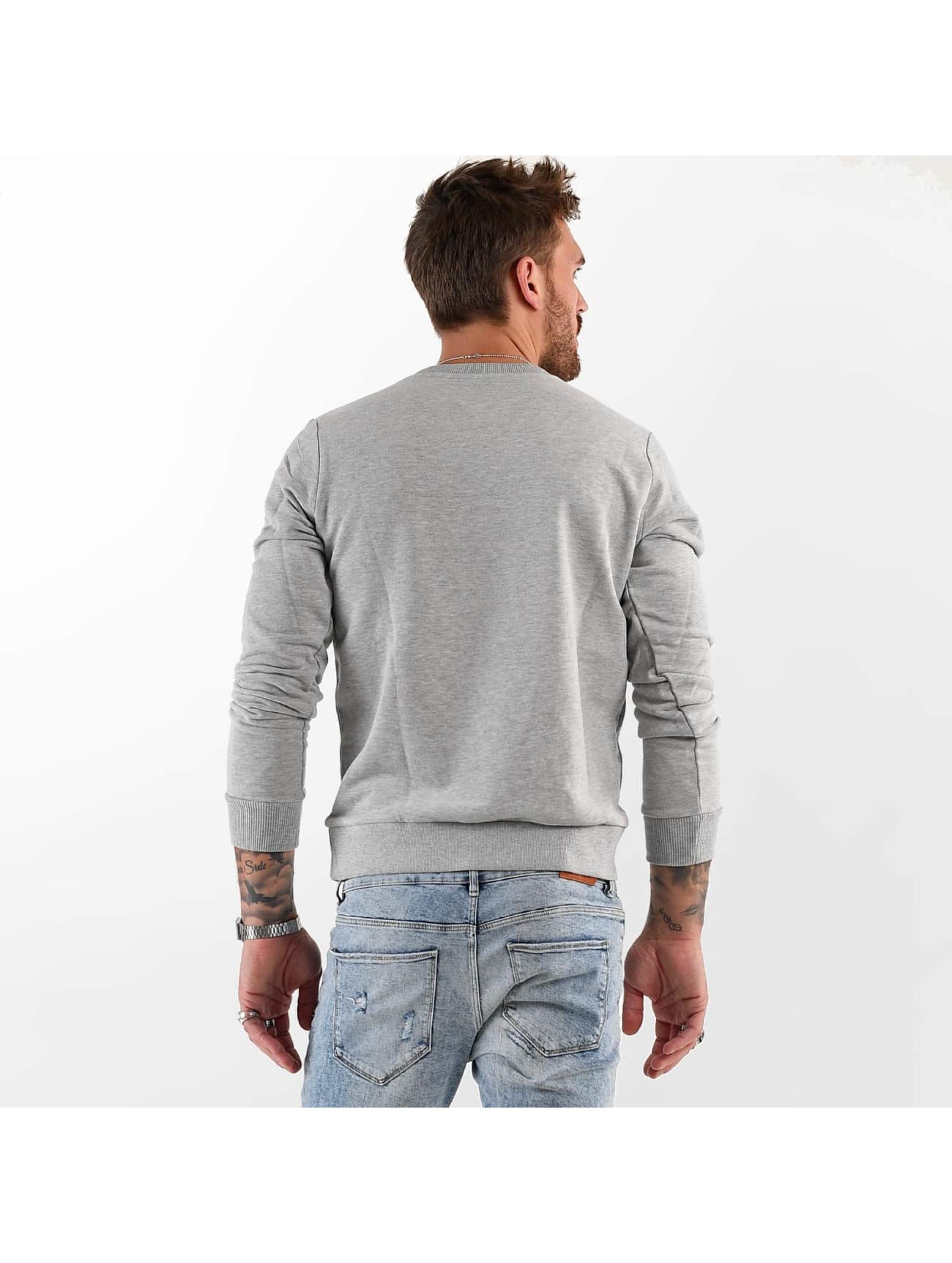 VSCT Clubwear Pullover Faded 90ies grau