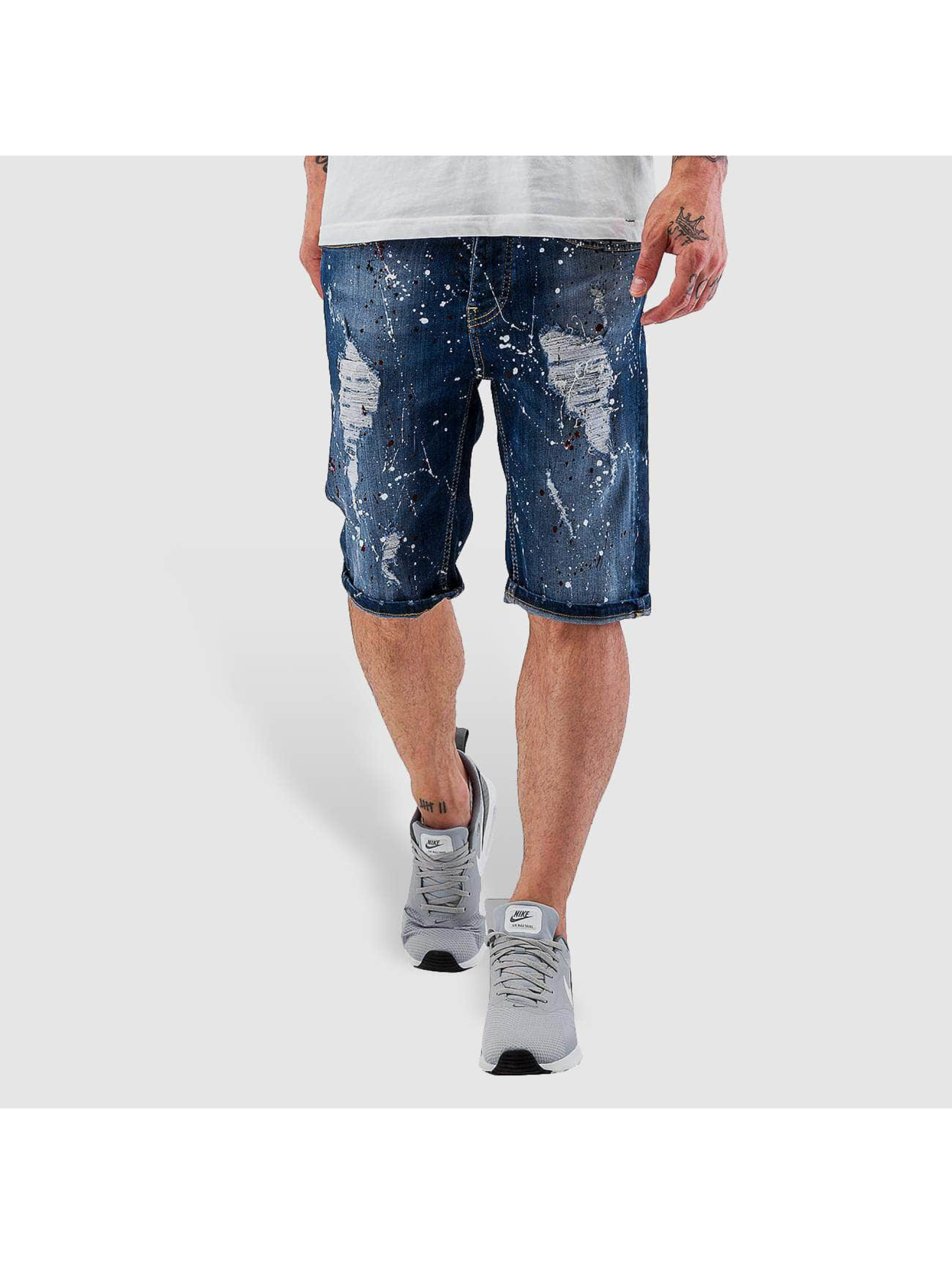 VSCT Clubwear Shorts Alec Stoned blå