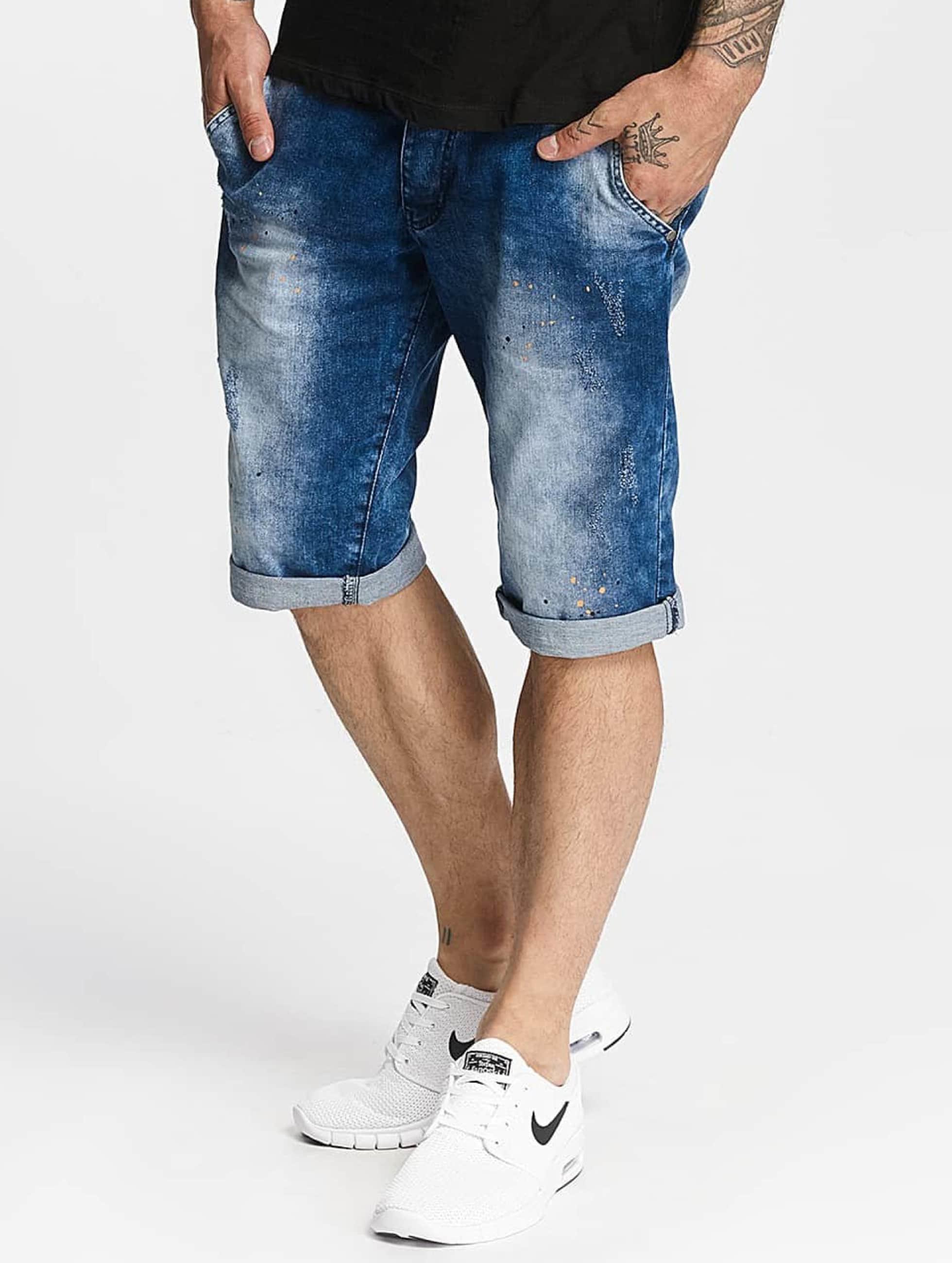 VSCT Clubwear Shorts Tim blau