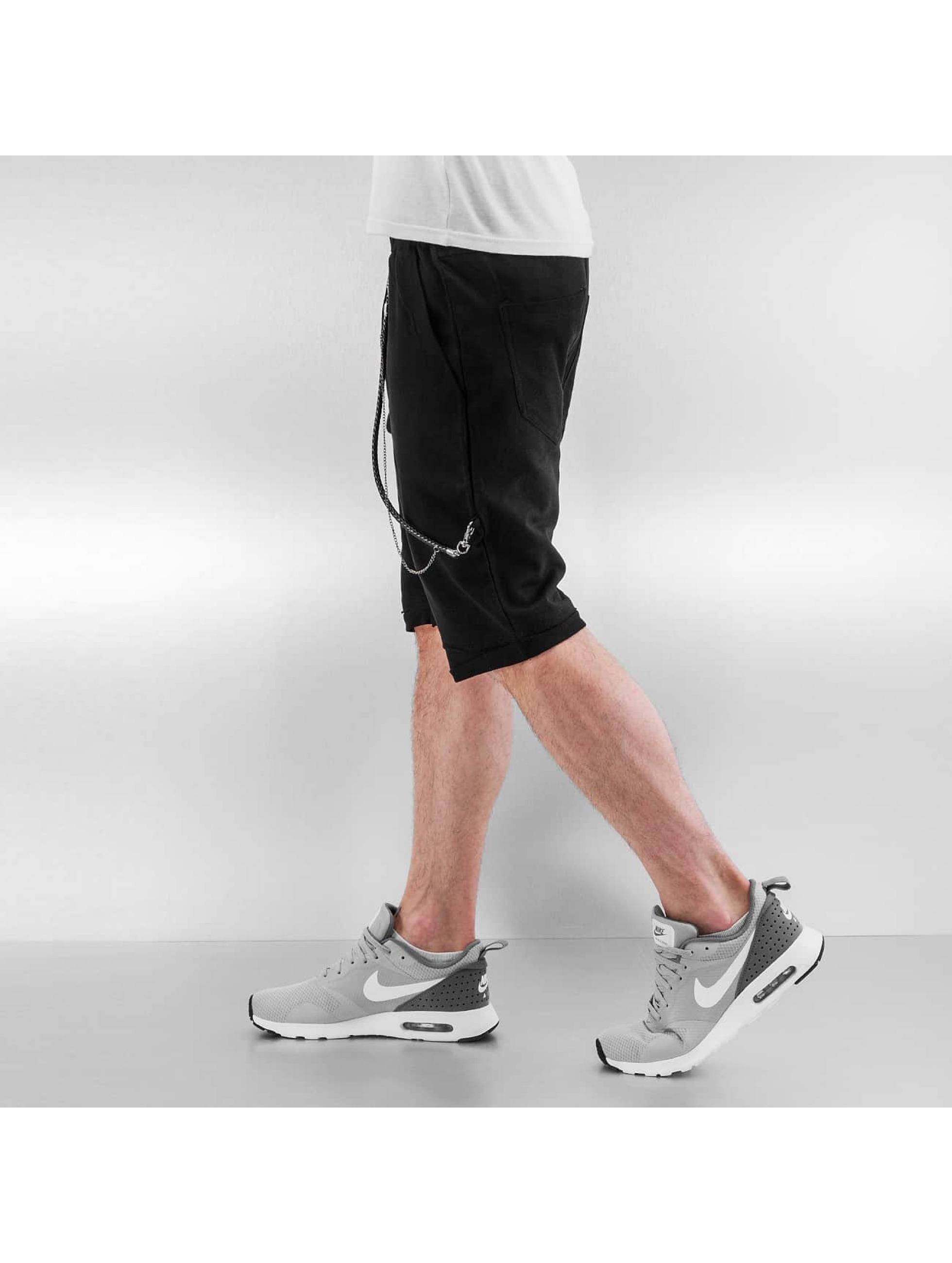 VSCT Clubwear Shorts Jersey schwarz