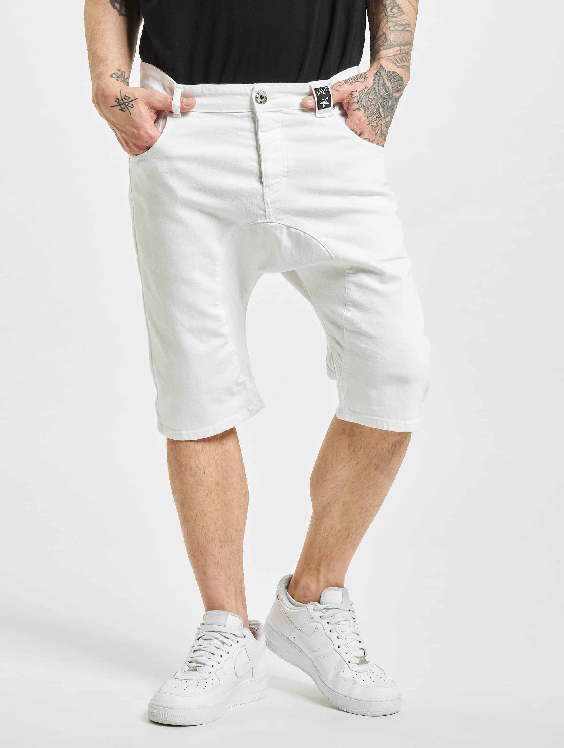 VSCT Clubwear Shorts Spencer weiß