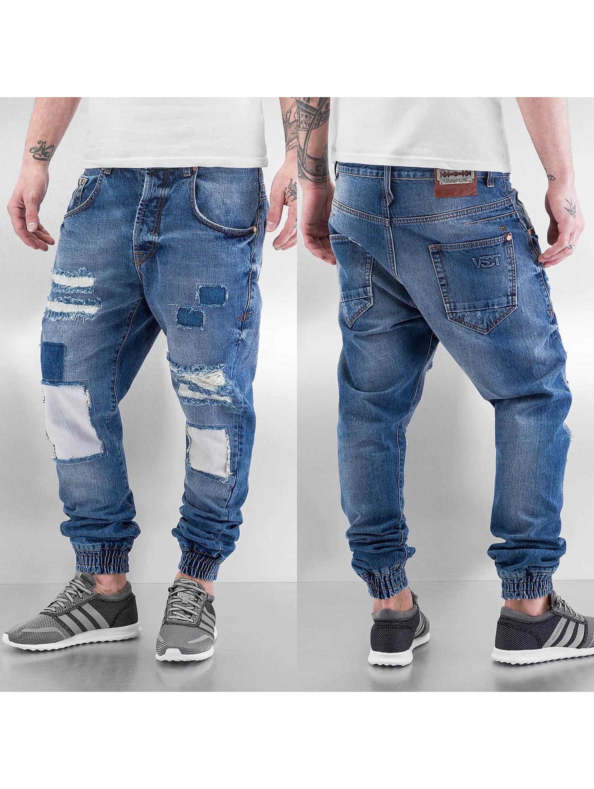 VSCT Clubwear Skinny Jeans Clubwear Noah 5 niebieski