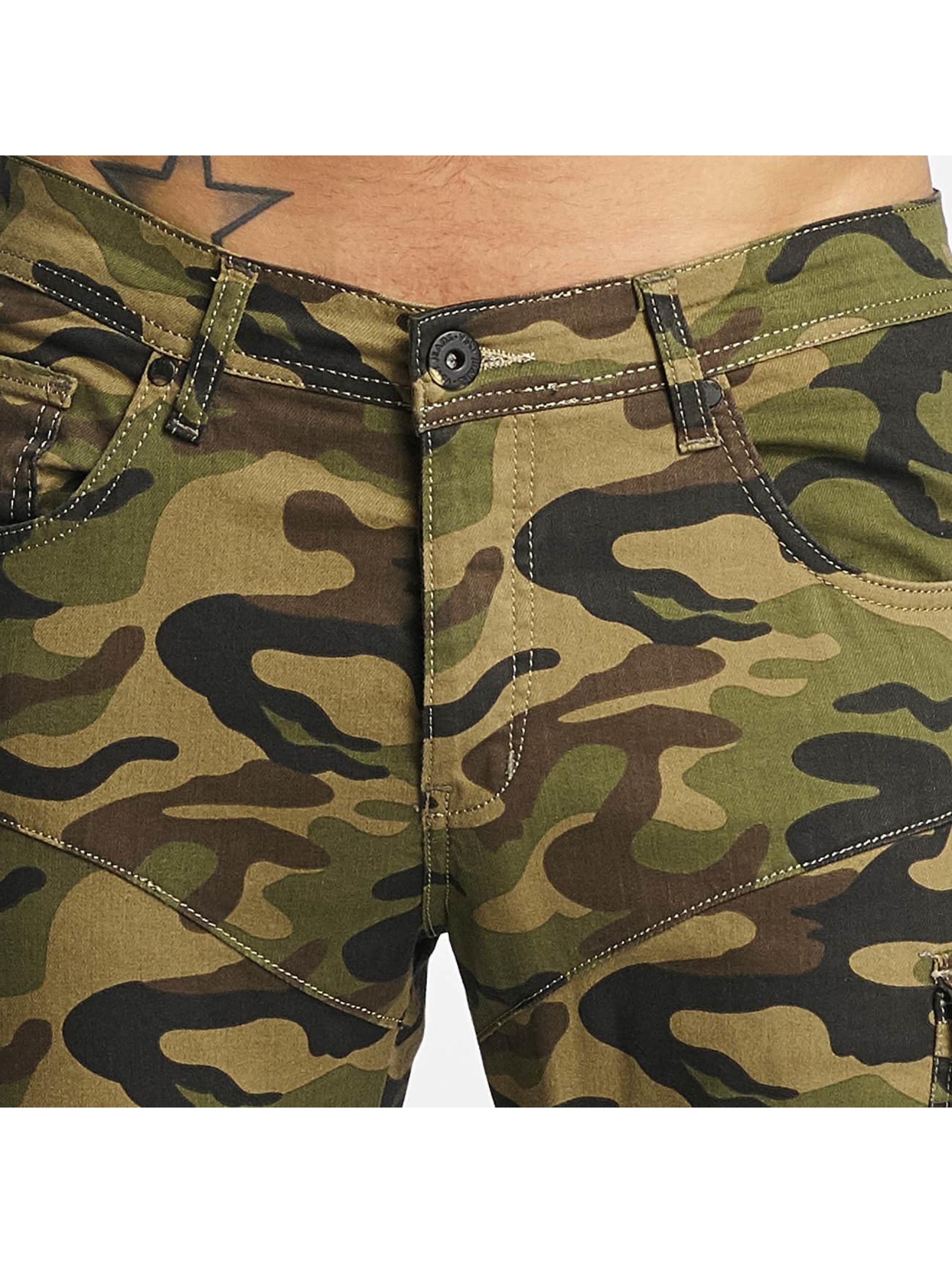 VSCT Clubwear Spodnie Chino/Cargo Warrior moro
