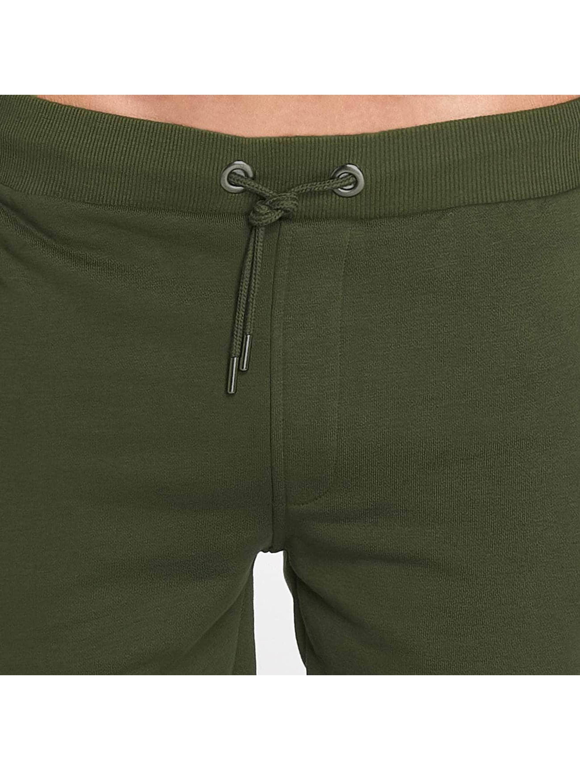 VSCT Clubwear Spodnie do joggingu Cargo Oiled khaki