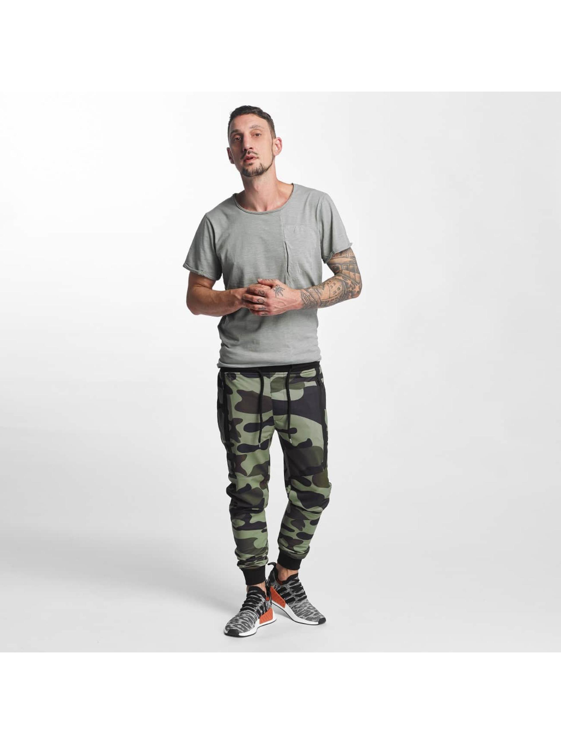 VSCT Clubwear Spodnie do joggingu Zen Minimal moro
