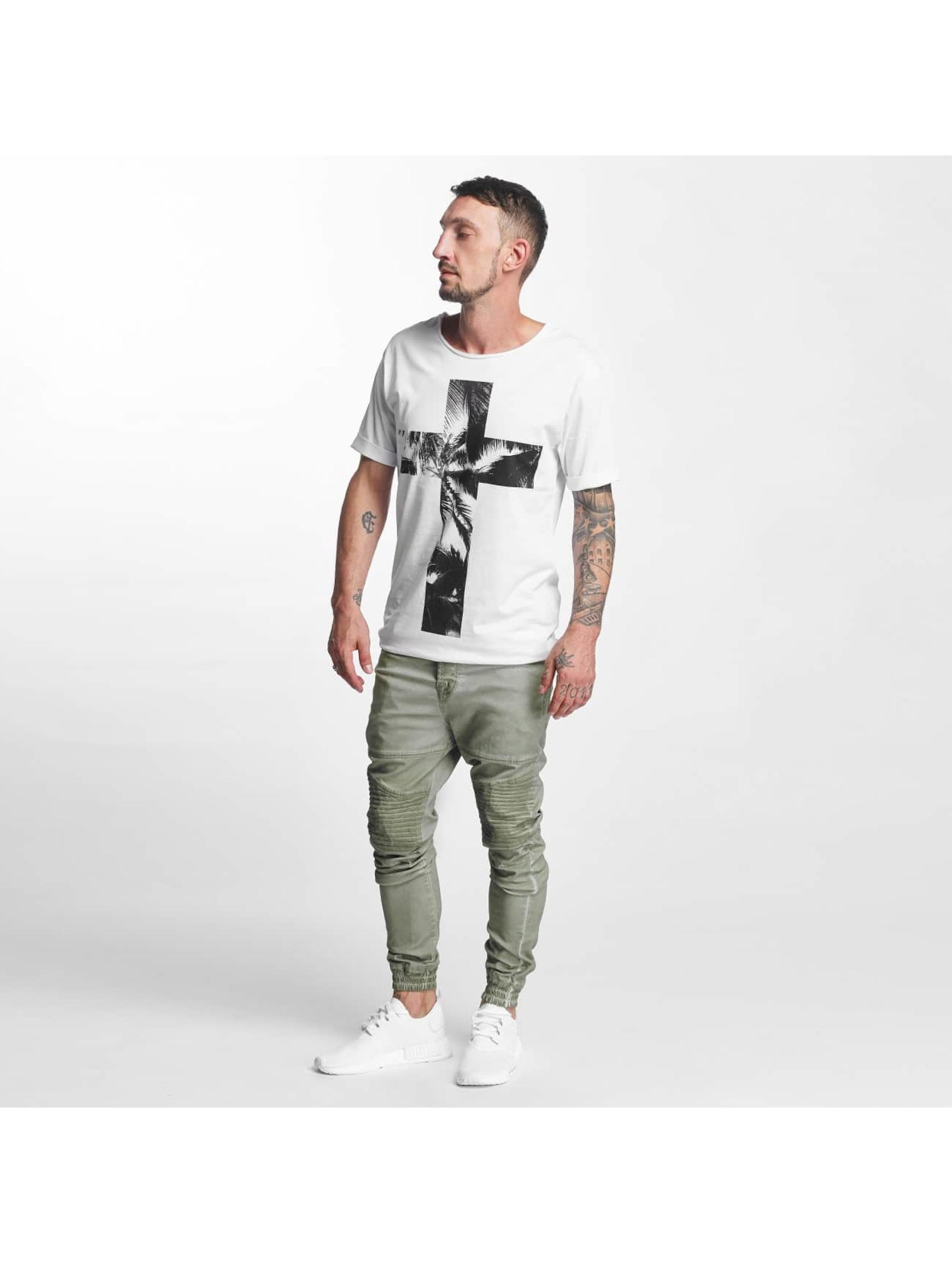 VSCT Clubwear Stoffbukser Noah Biker khaki