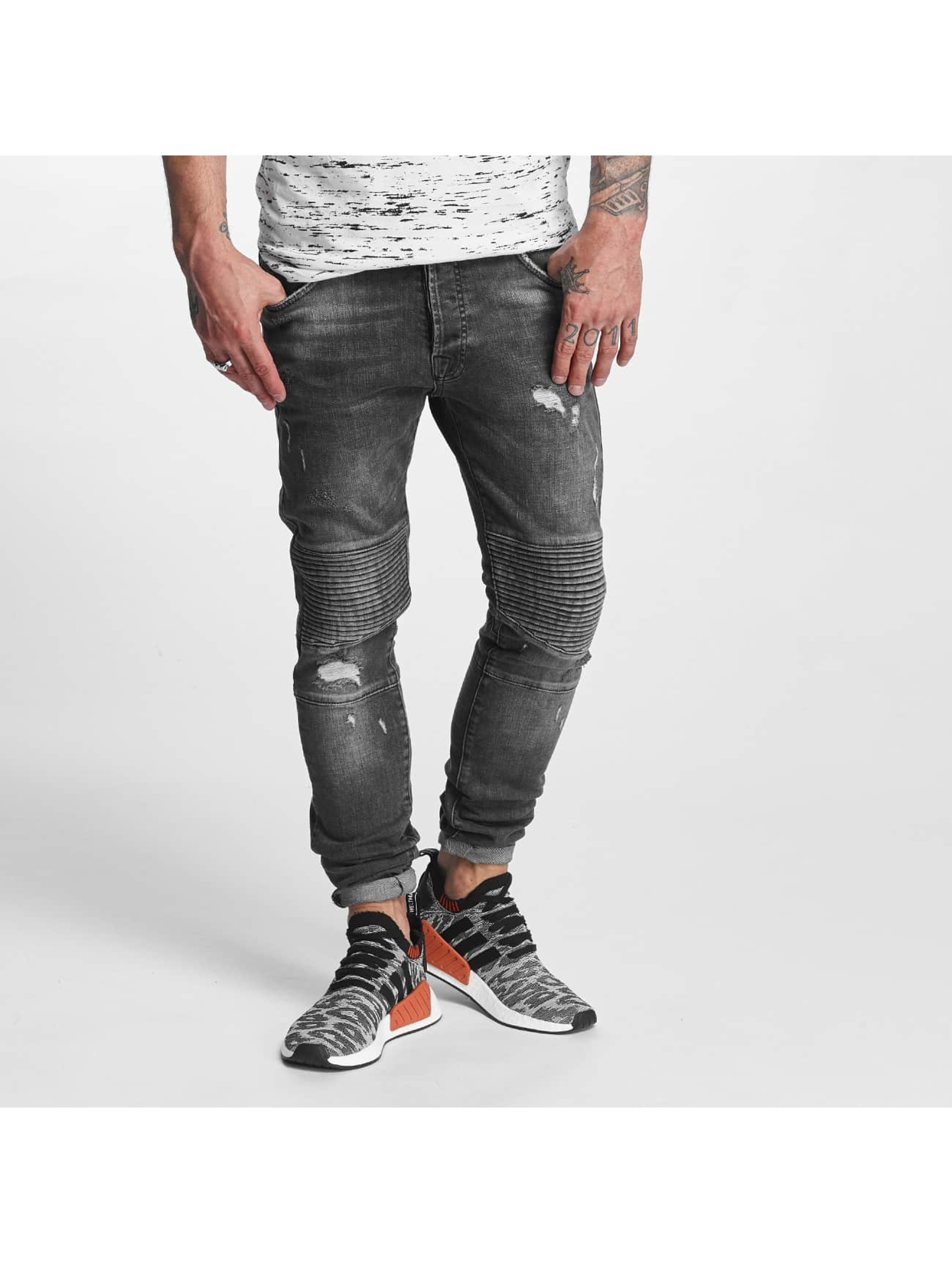 VSCT Clubwear Straight Fit Jeans Kevin grau