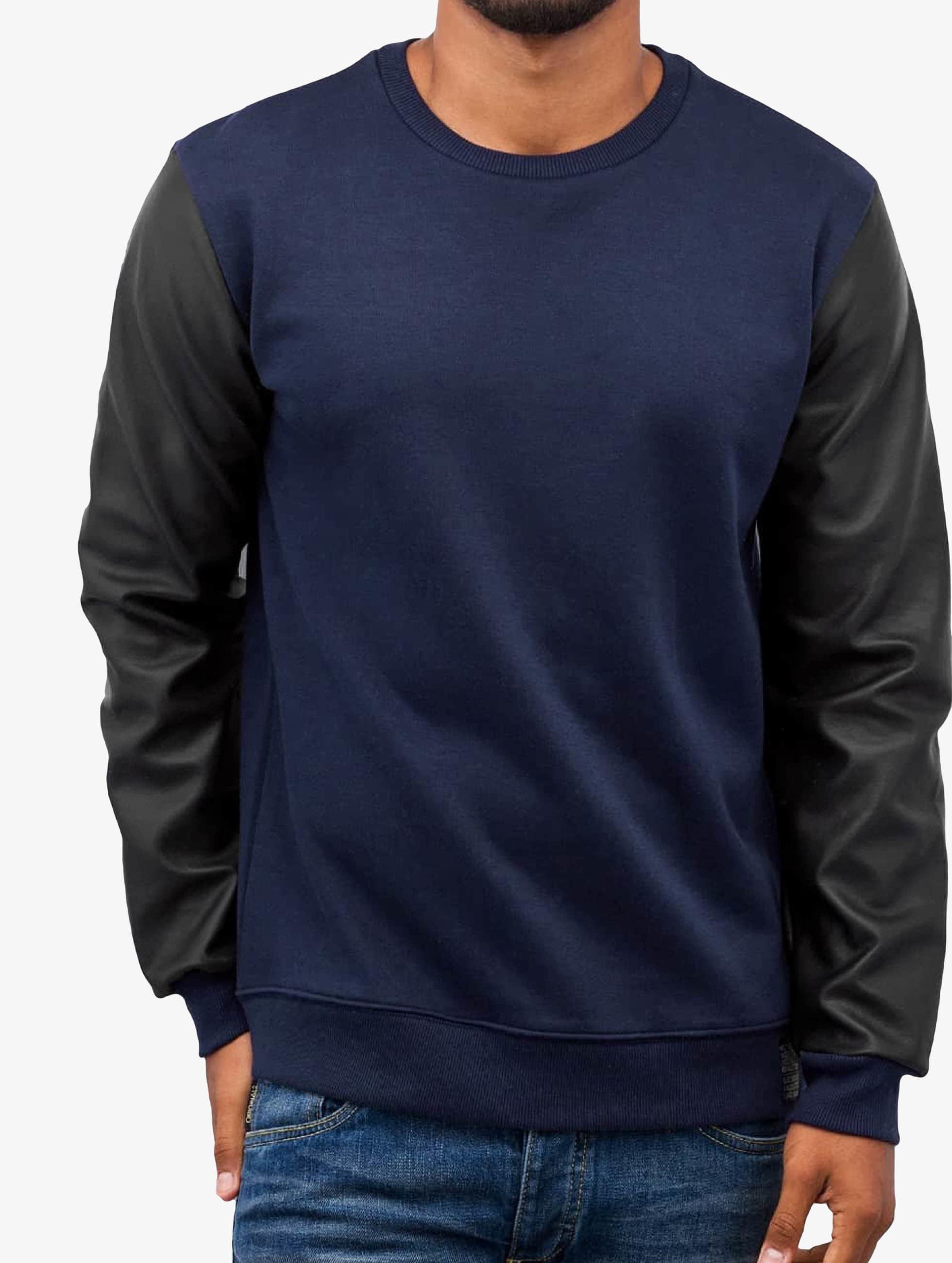 VSCT Clubwear Sweat & Pull Basic bleu
