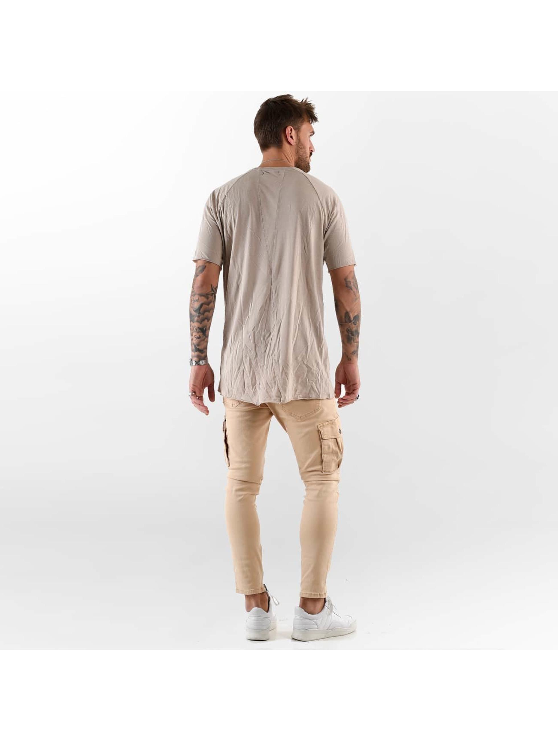 VSCT Clubwear T-Shirt Panel beige