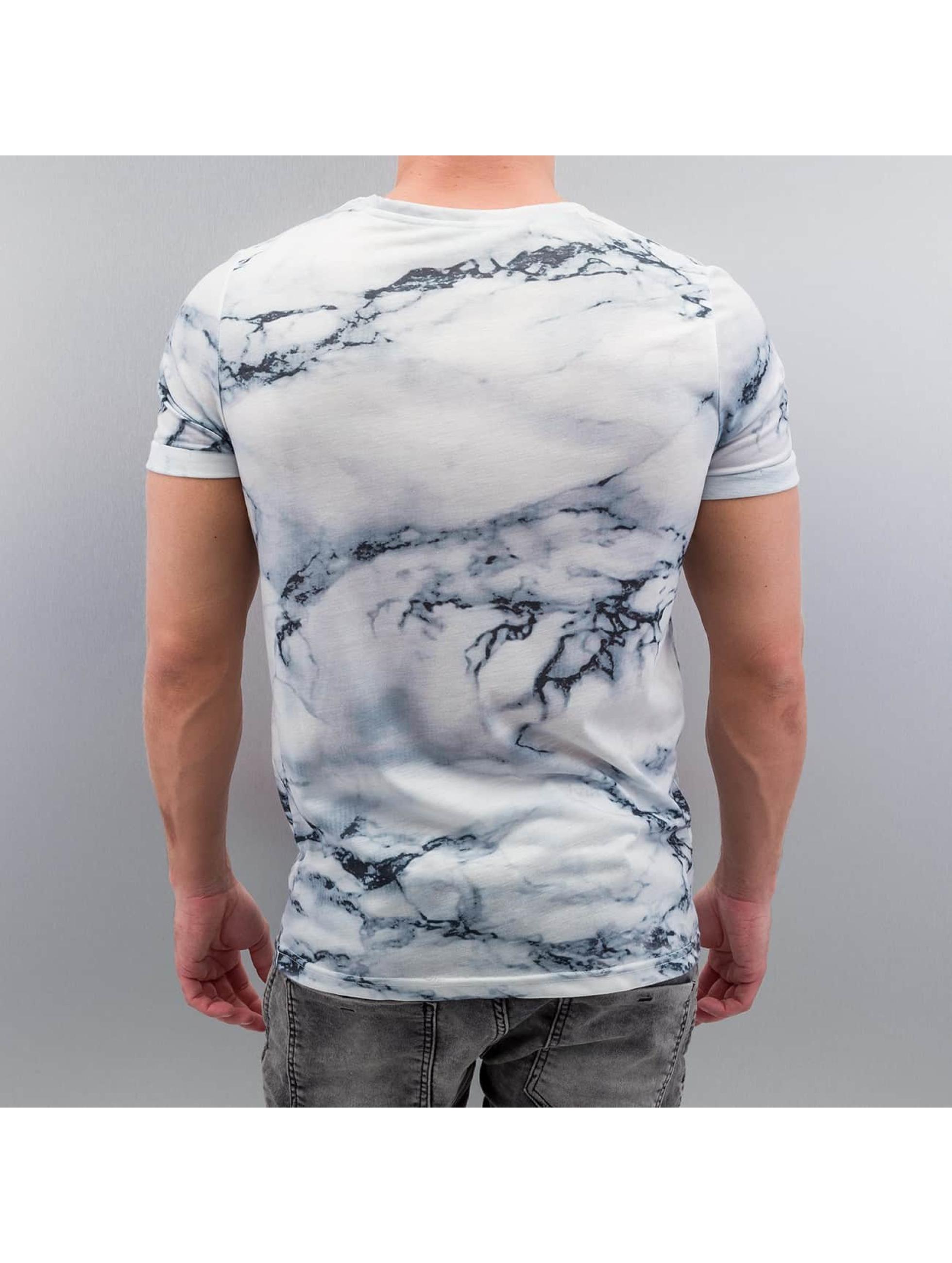 VSCT Clubwear T-Shirt White Marble blanc