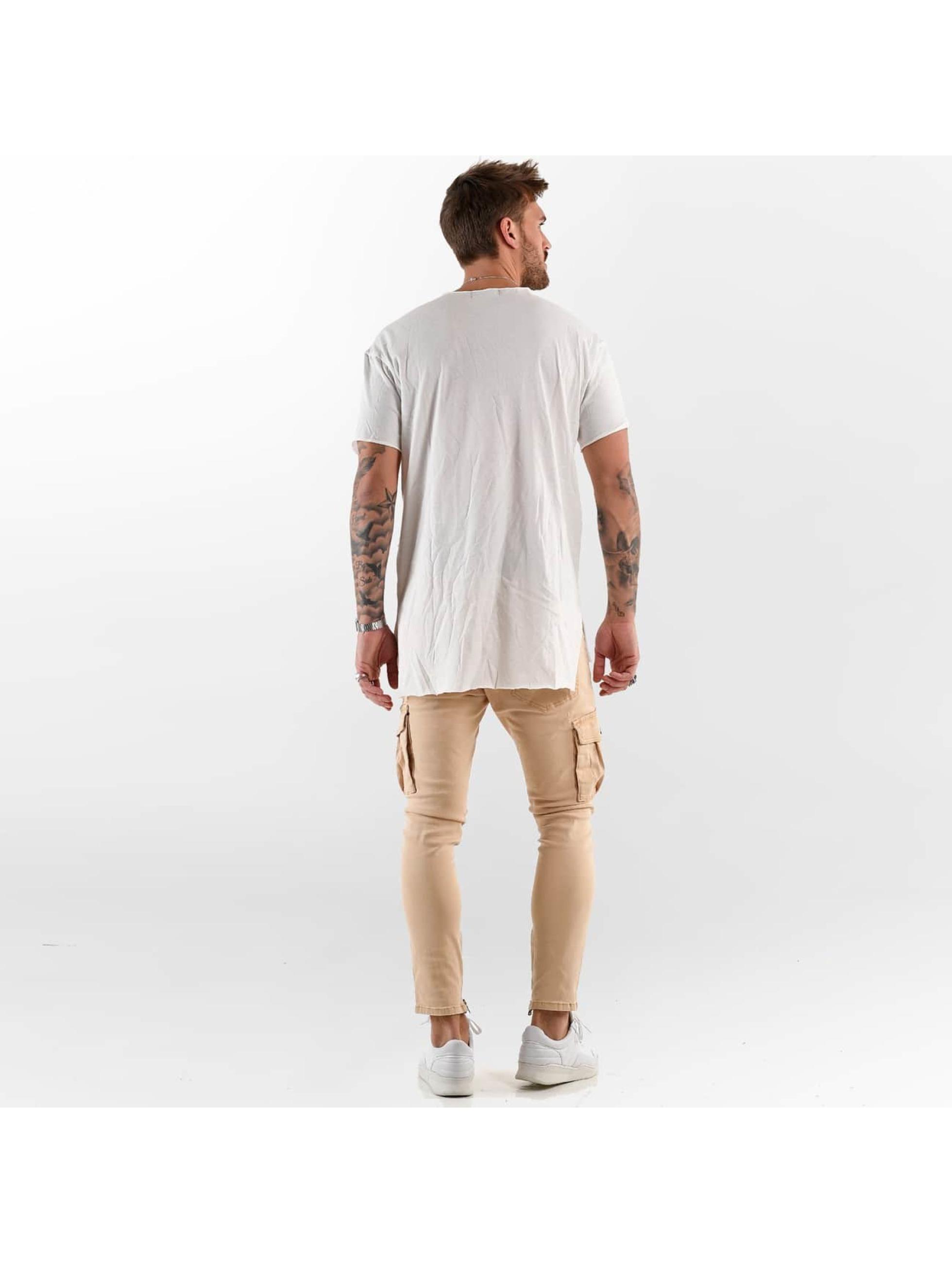 VSCT Clubwear T-Shirt Cubic Round blanc